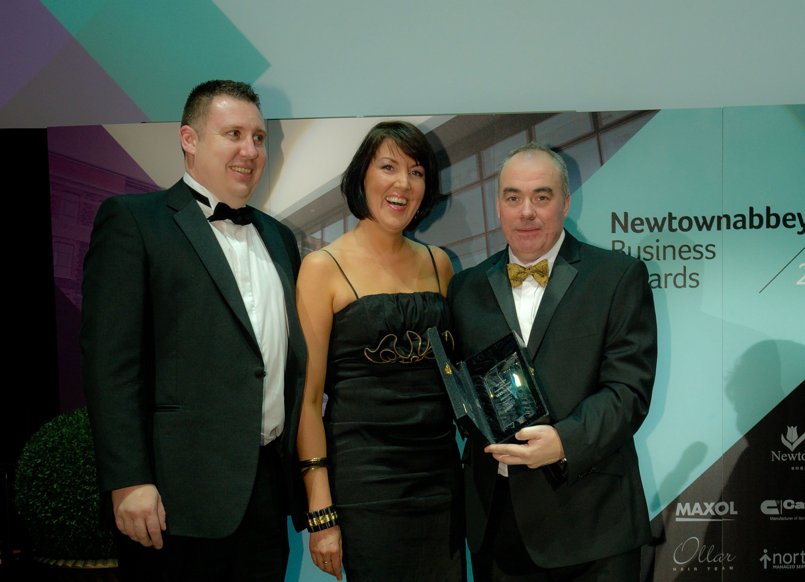Business awards celebrate the best of Newtownabbey