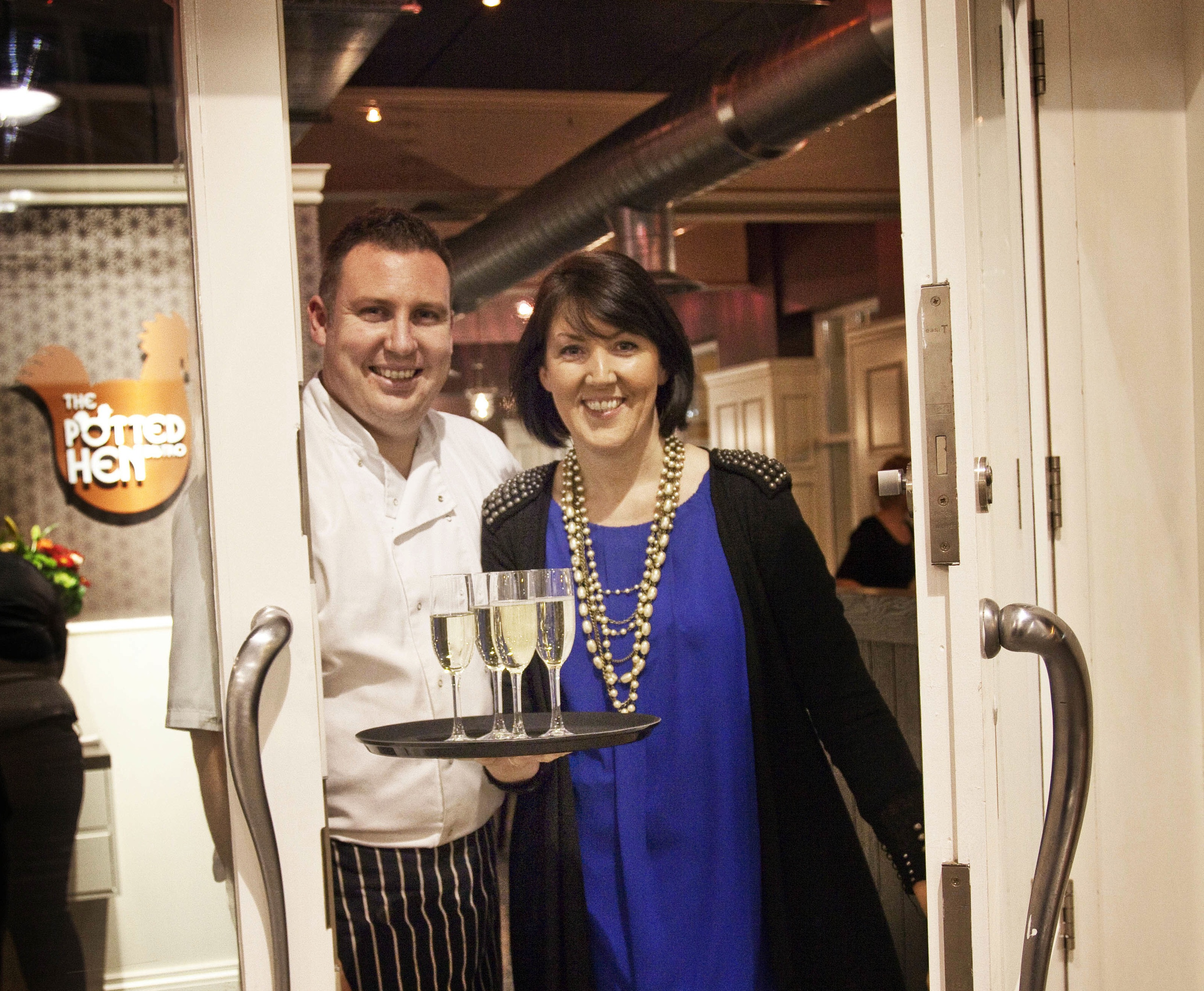 Belfast's newest restaurant opens in stylish Saint Anne's Square