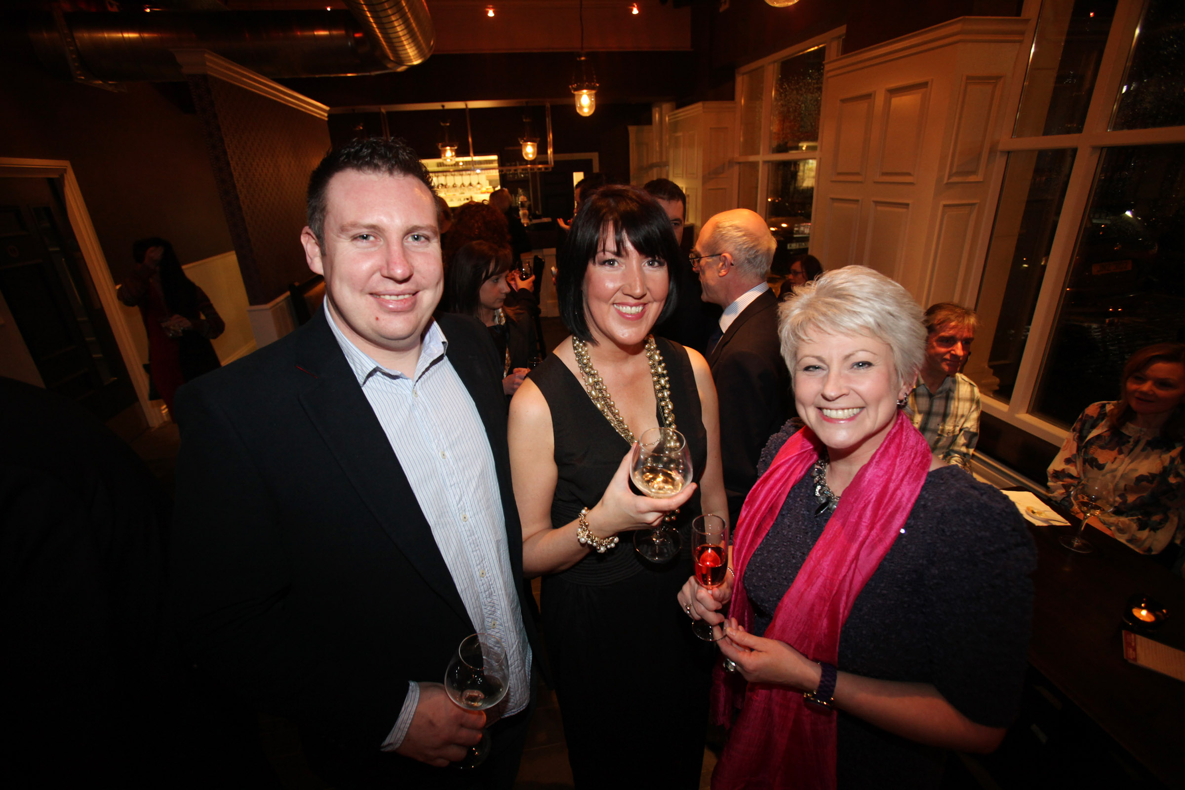 Launch party a feather in the cap for Potted Hen