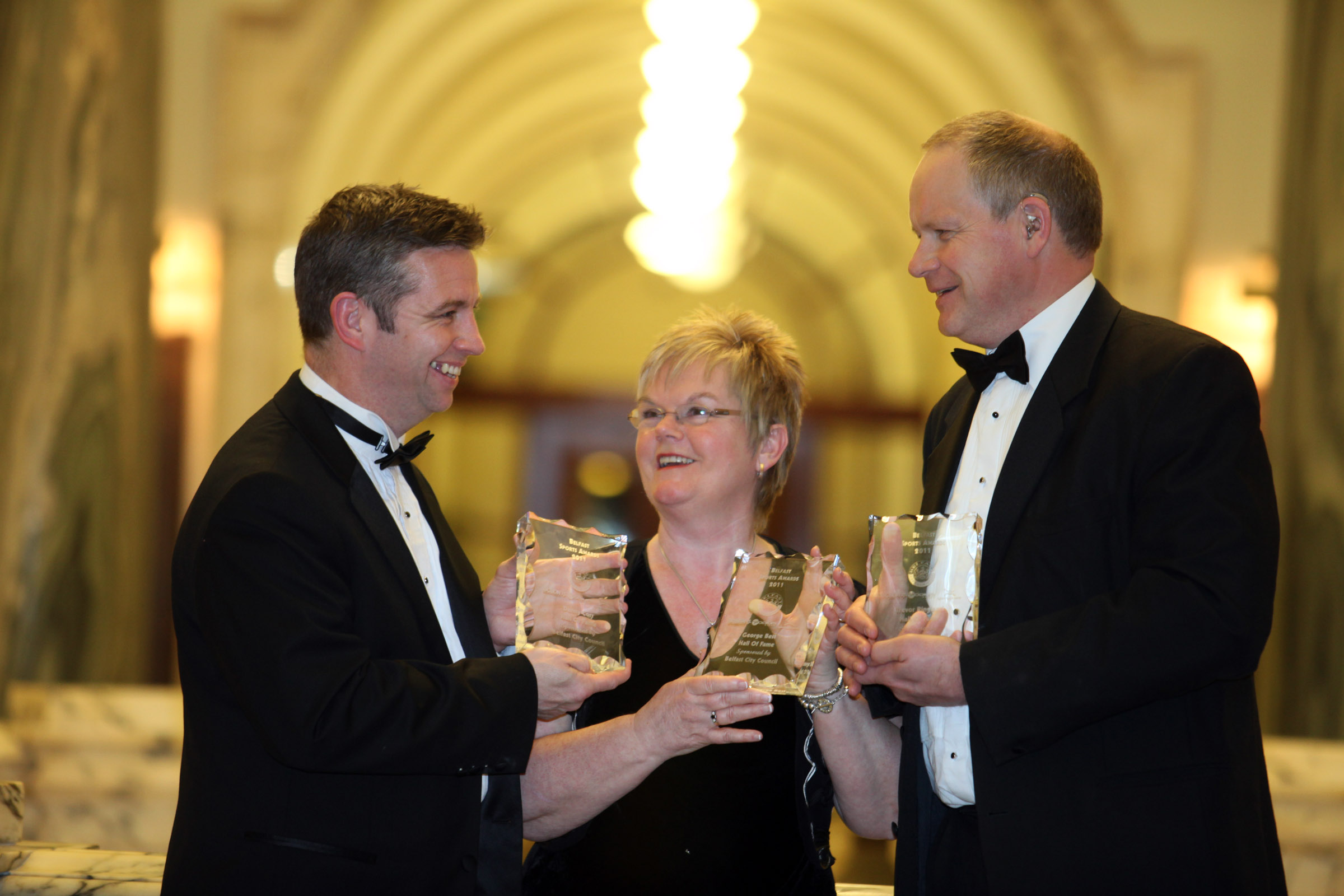 'Best' of Belfast inducted into Sports Awards Hall of Fame