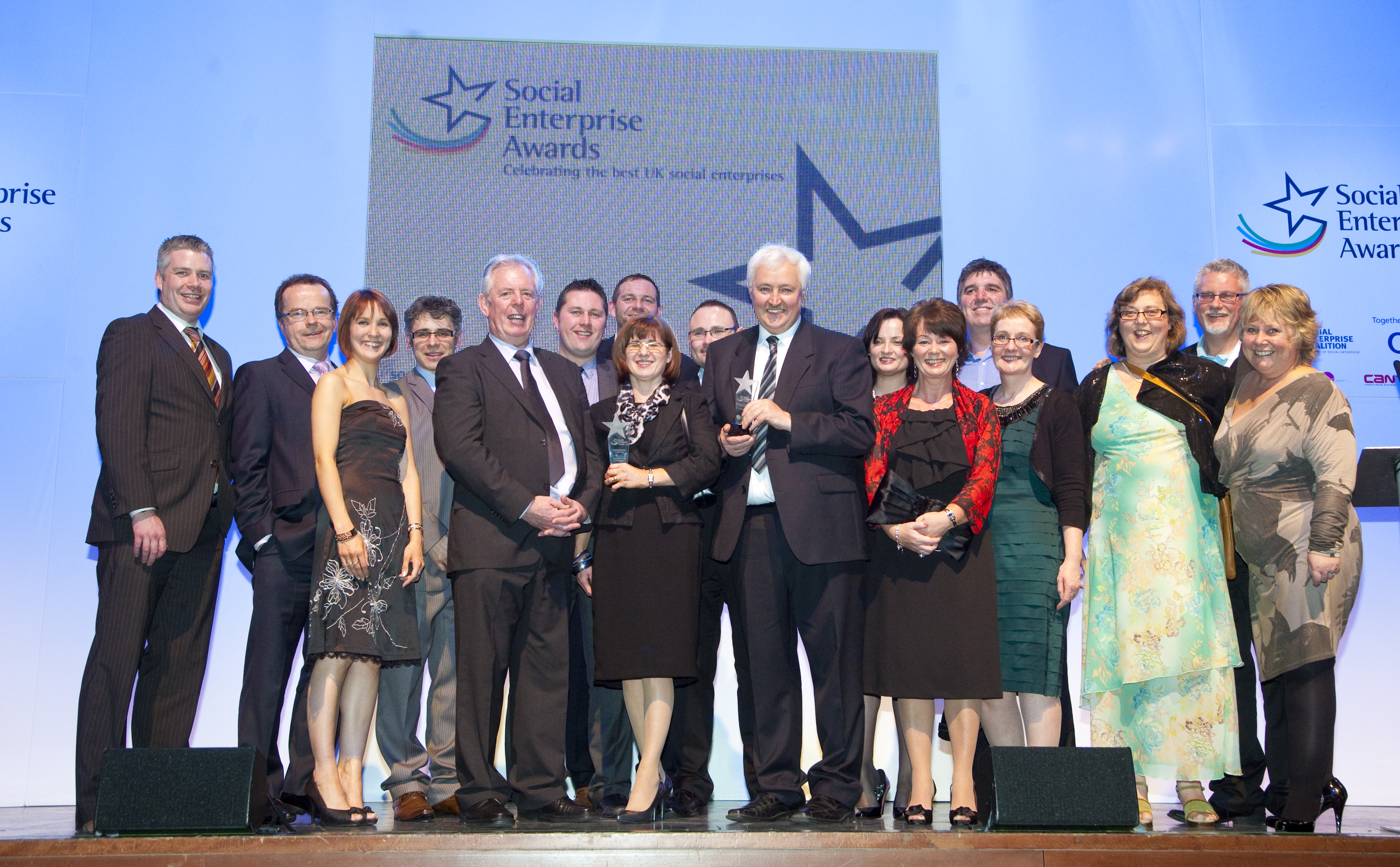 Northern Ireland businesses win top UK Awards
