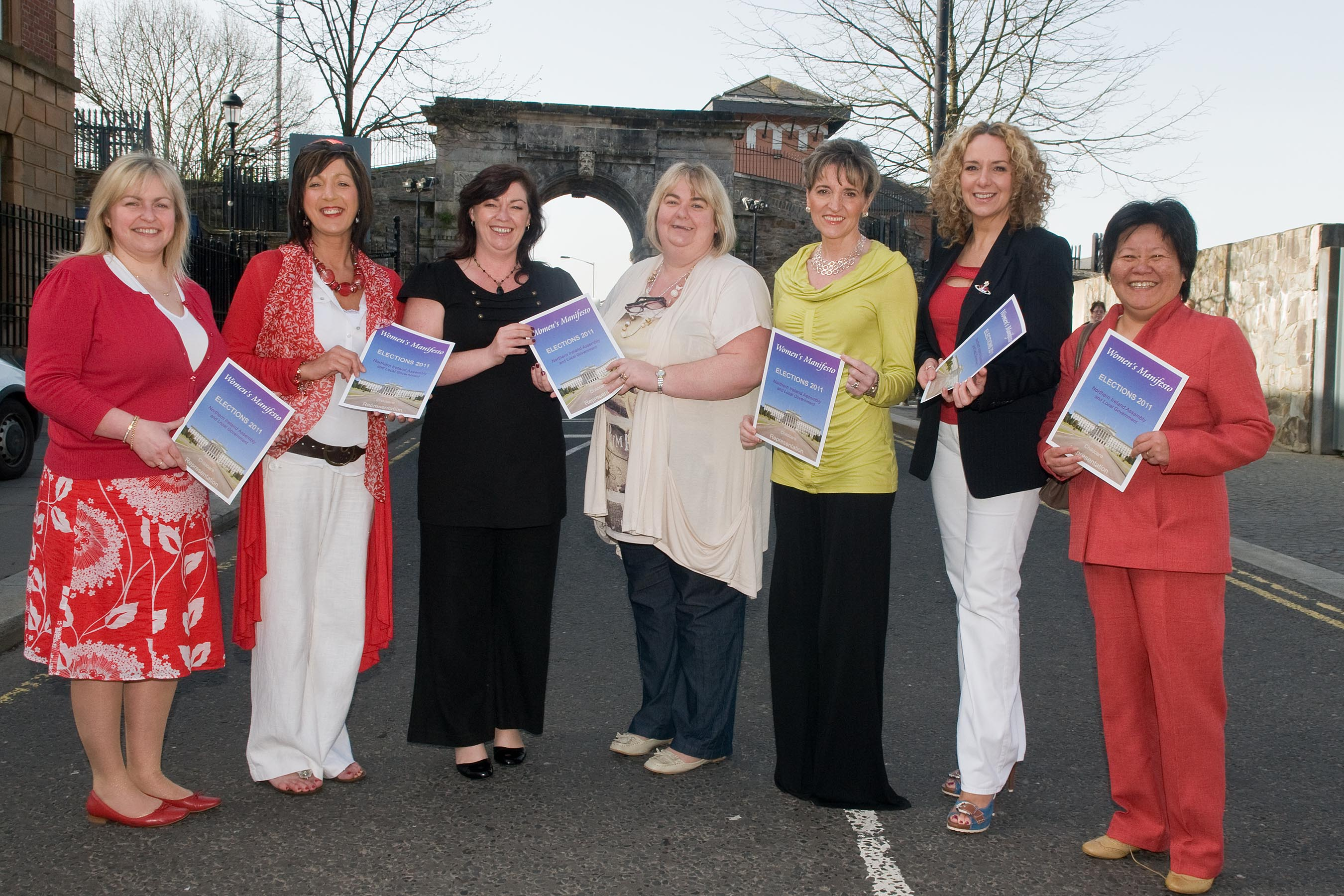 """Parties must tackle lack of female politicians"" – Derry women's groups"