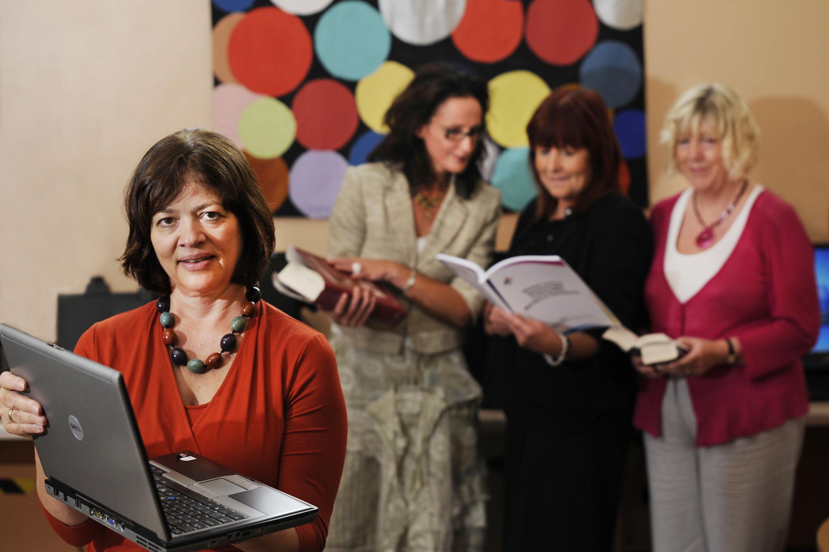New website provides educational opportunities for women