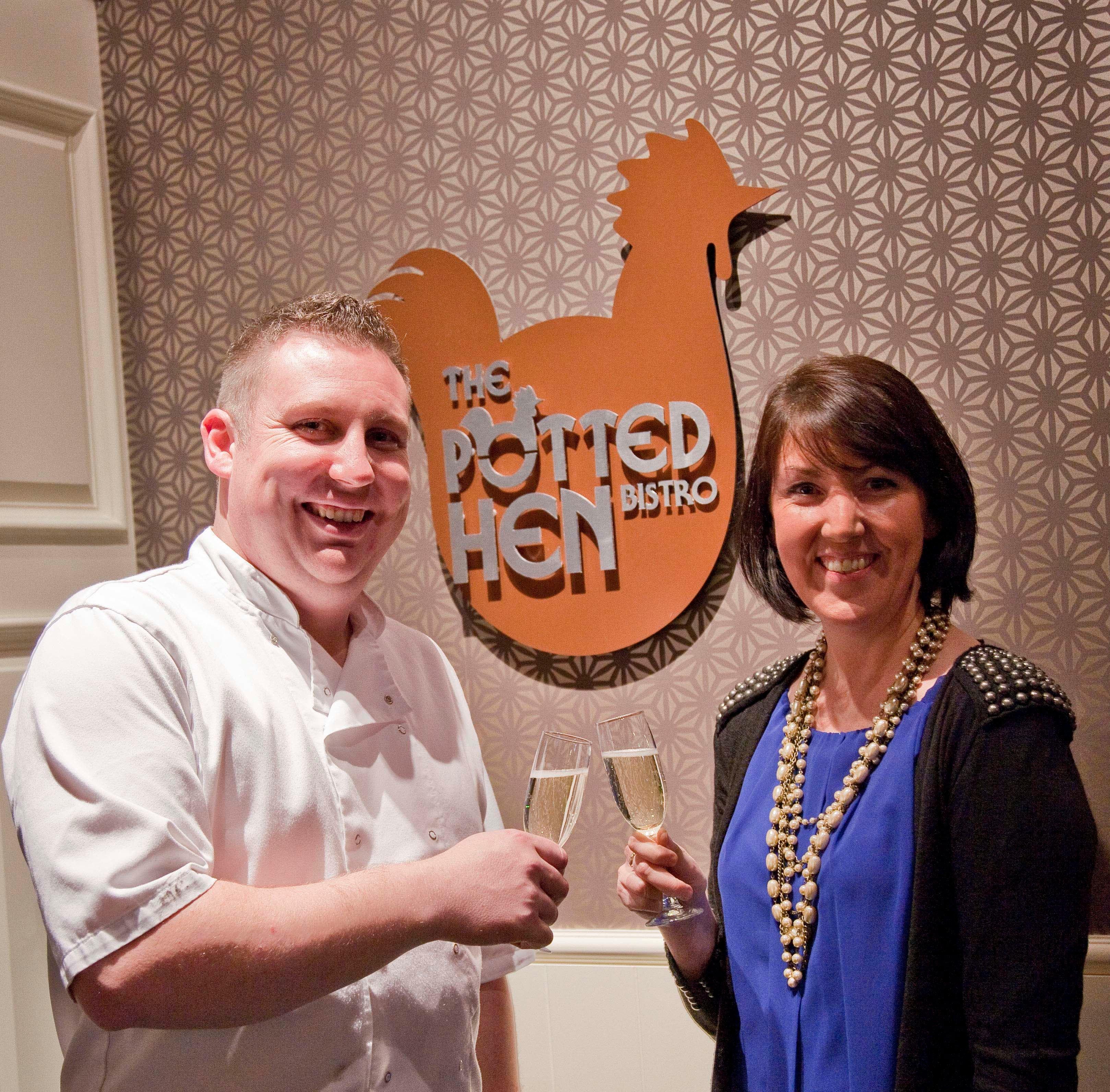 Potted Hen wins Best Restaurant in Northern Ireland Award