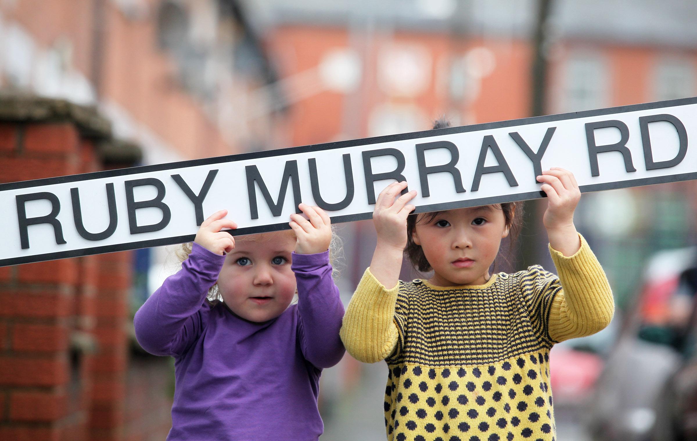 Reclaim street names