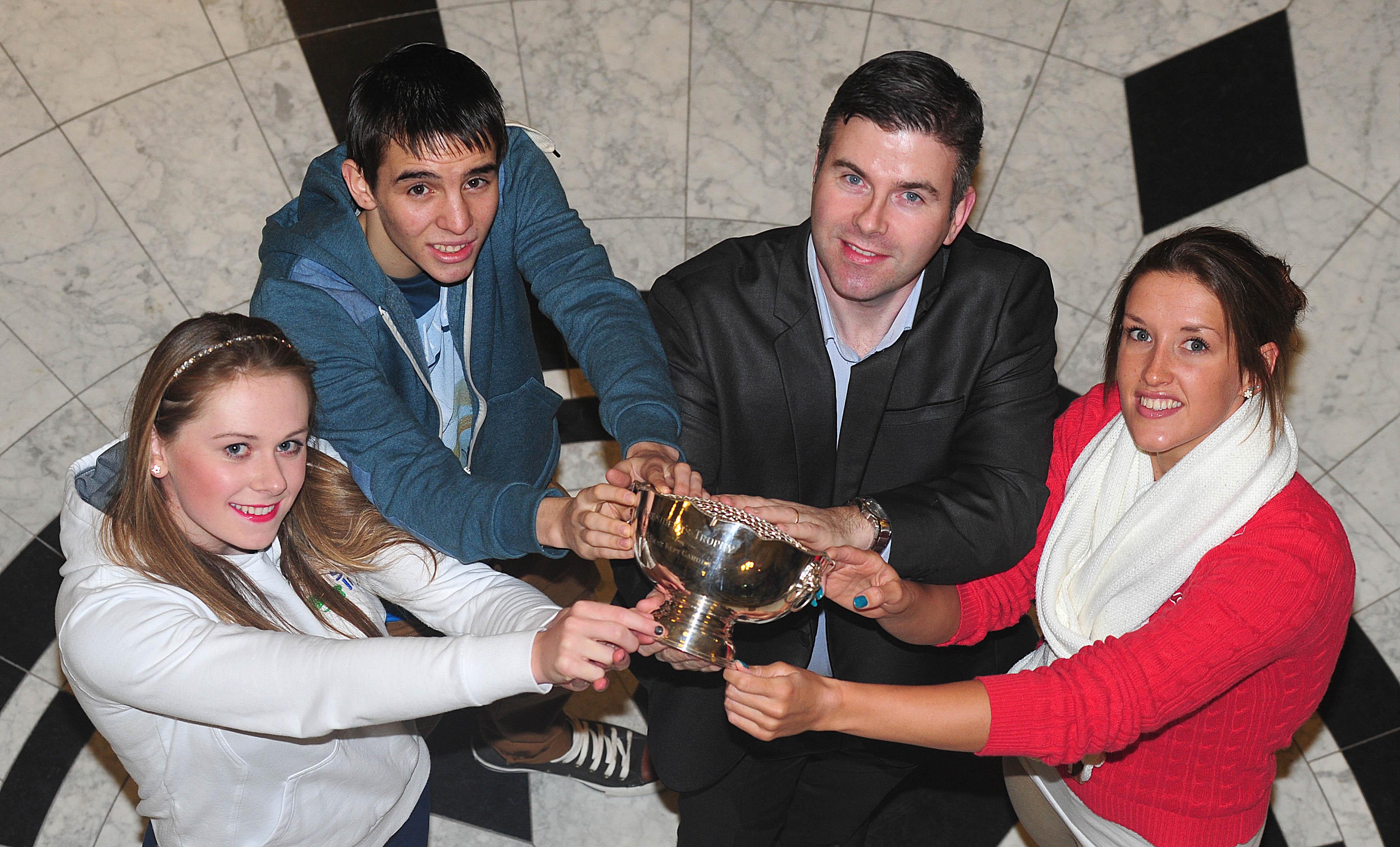 Olympic stars launch Belfast Sports Awards