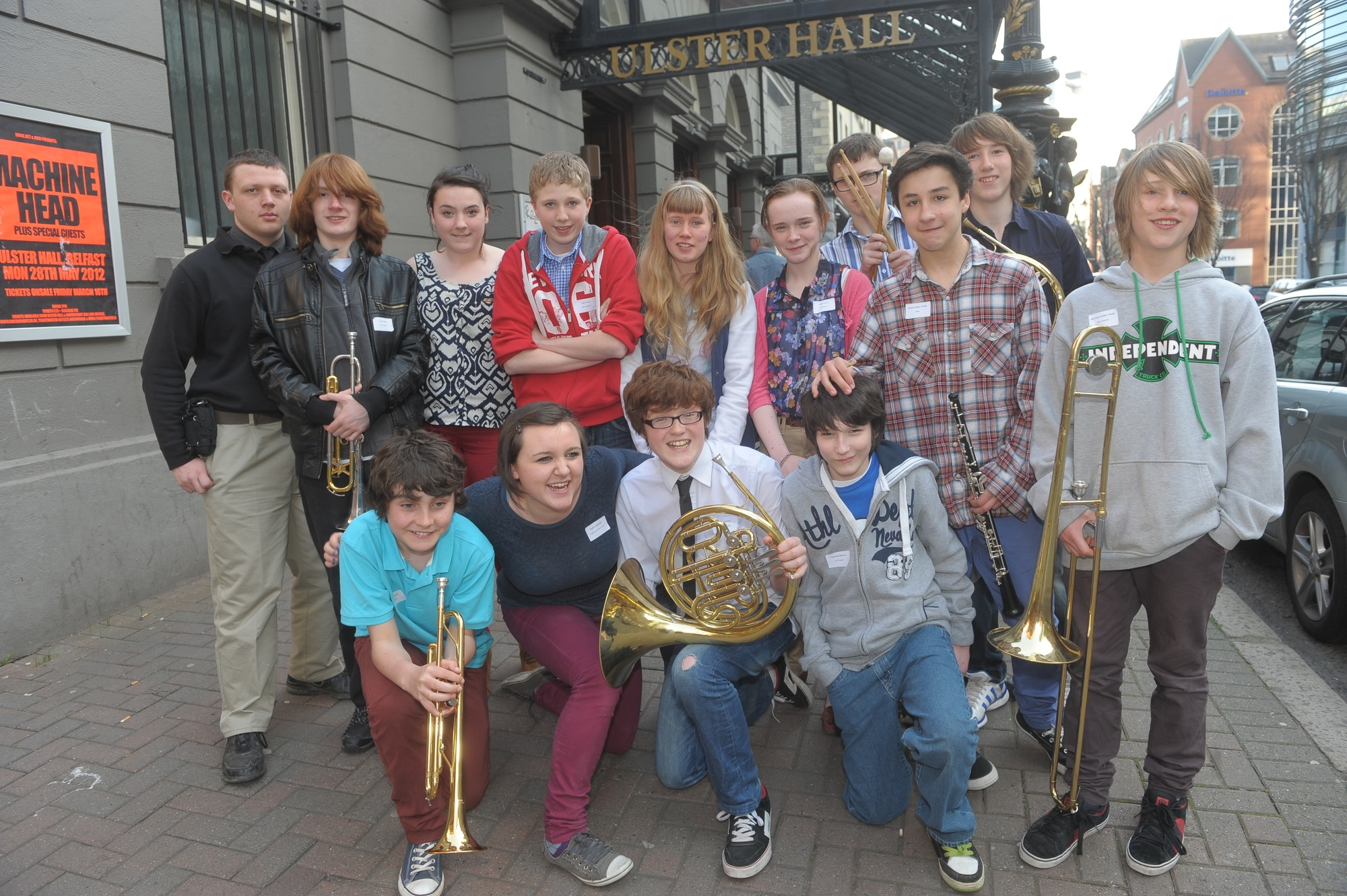 """Super Orchestra"" takes over Ulster Hall"