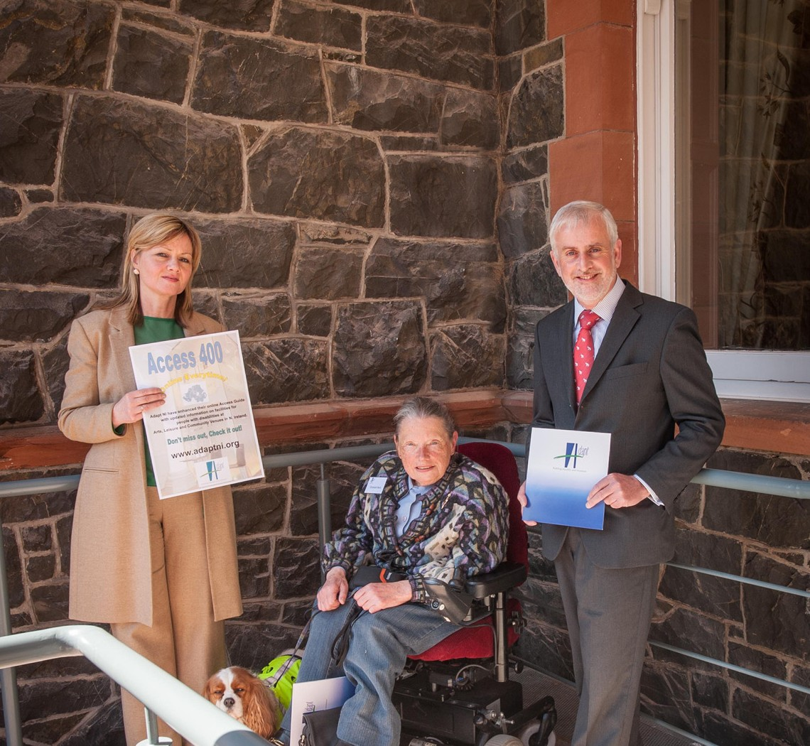 Access website gives better service to disabled tourists