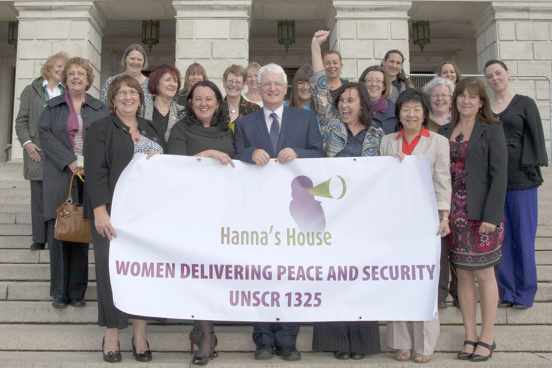 Women's groups meet MLAs ahead of Croke Park conference