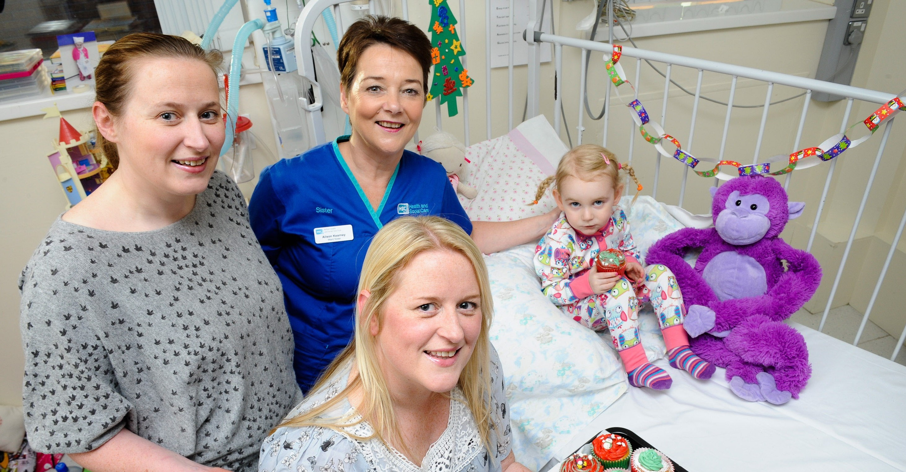 Sisters plan 'Random Acts of Kindness' for Unsung Heroes
