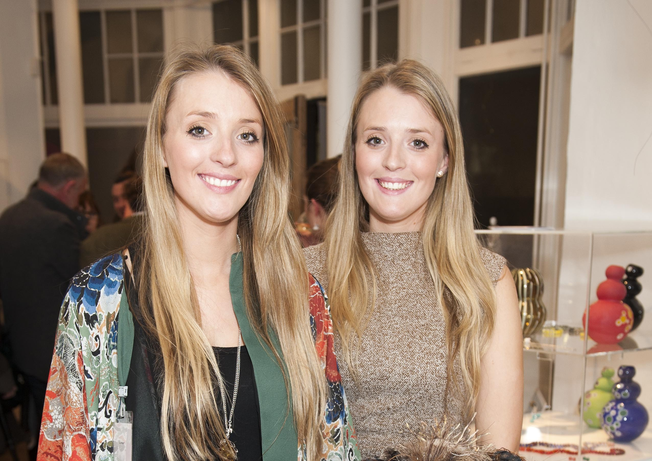 Twins Julie and Lauren have 'Great Expectations' of success