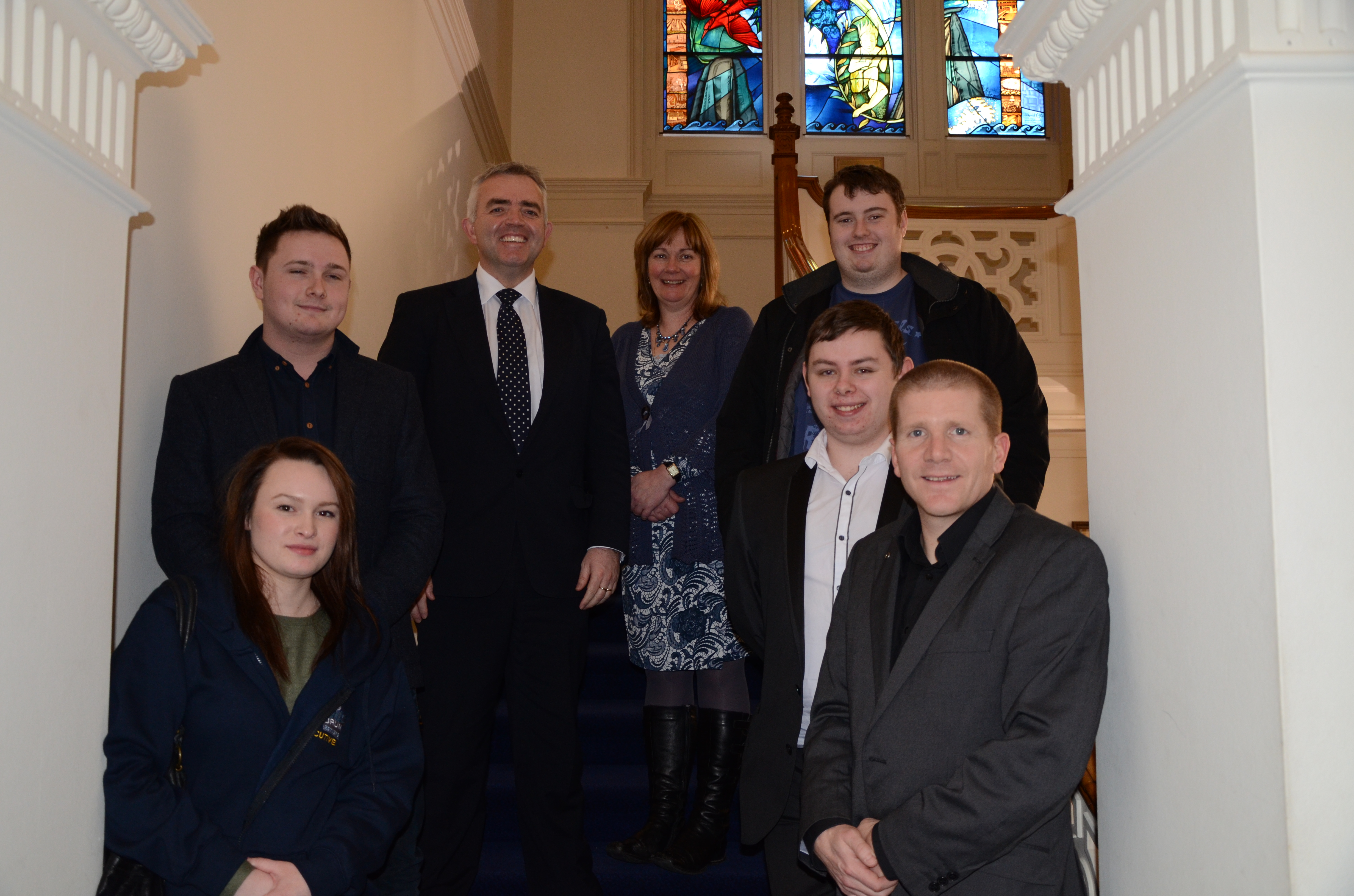 Young Glengormley man urges Stormont to advertise dangers of alcohol misuse