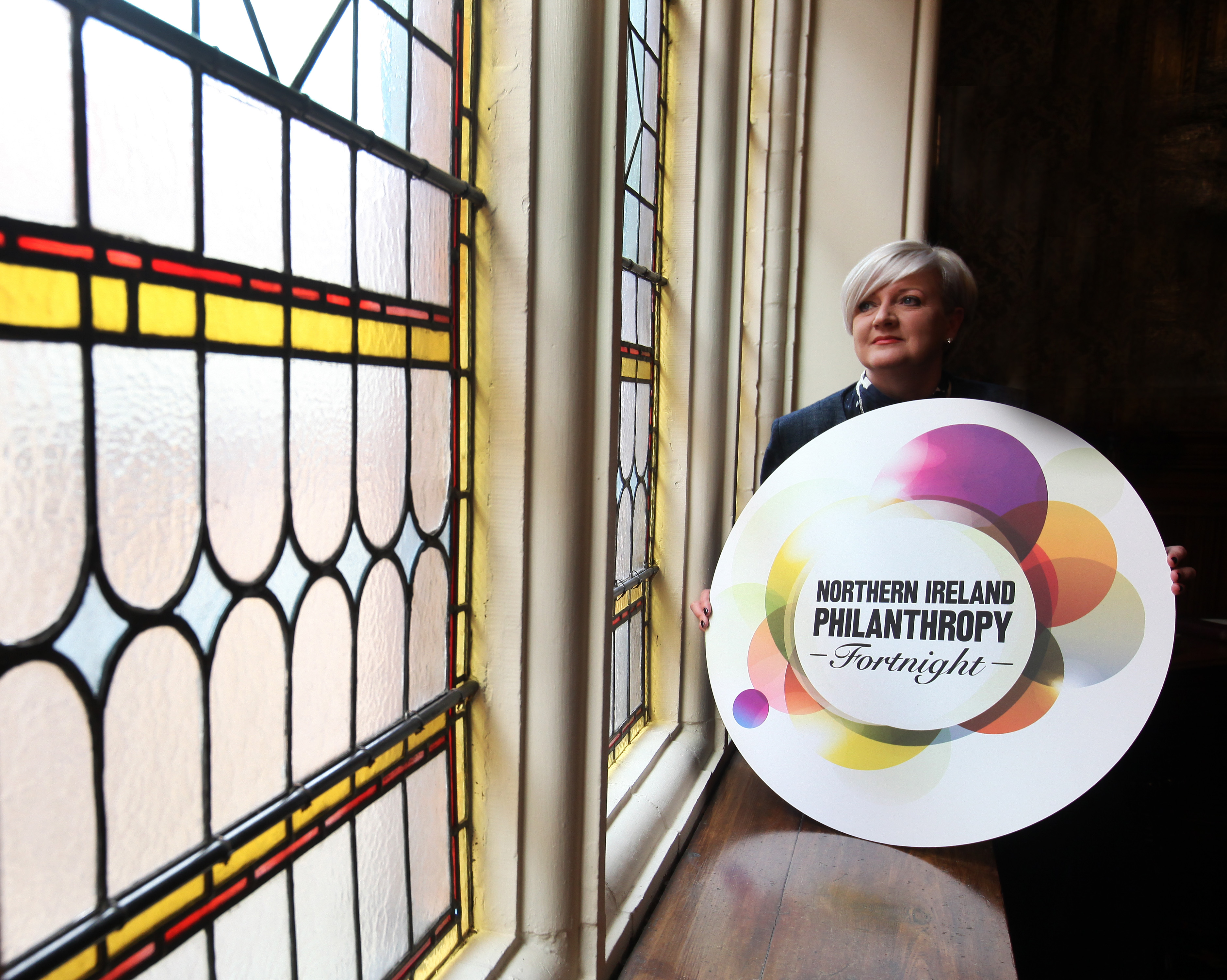 Giving in spotlight with launch of NI's first Philanthropy Fortnight