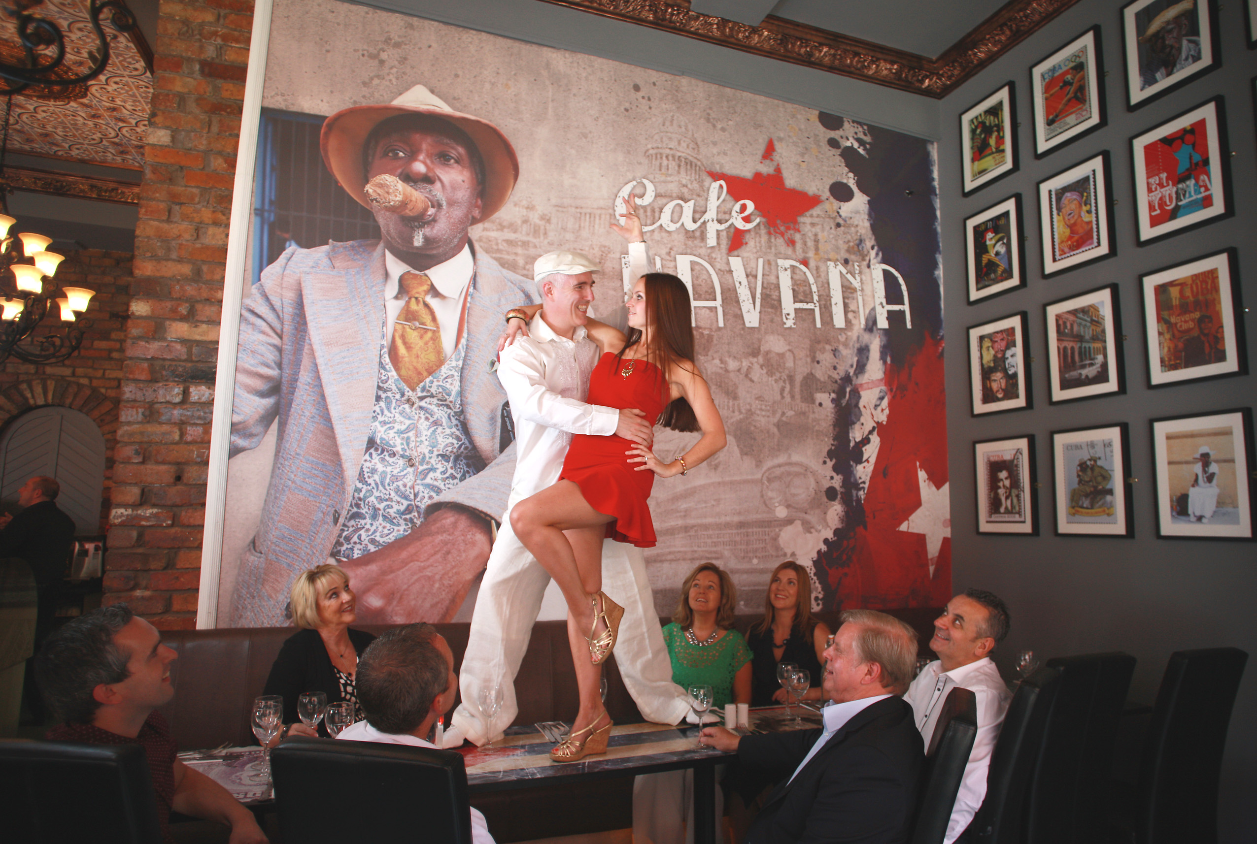 Viva la Revolución! As Belfast's first Cuban café opens