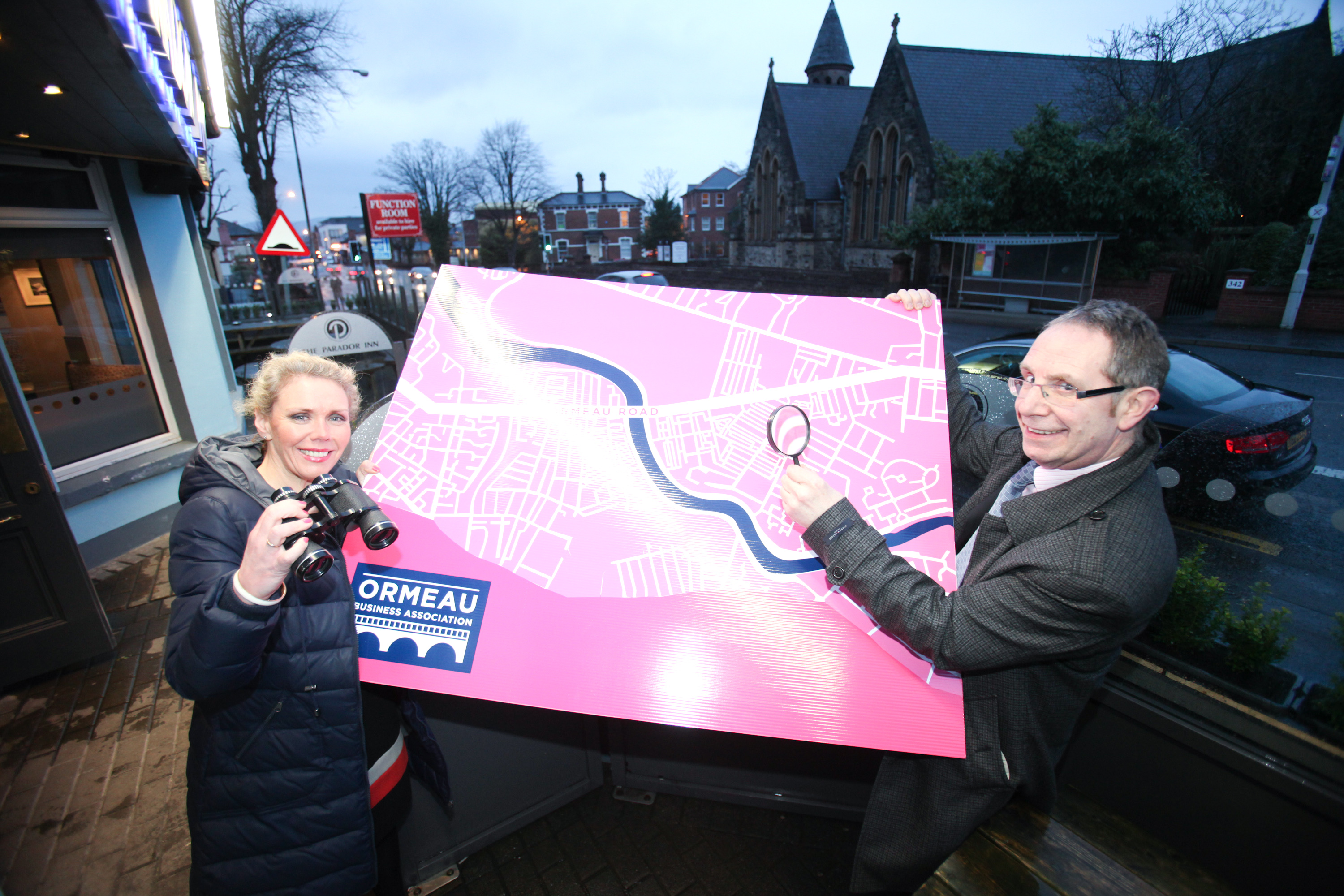 Ormeau Business Association 'maps out' a bright new future
