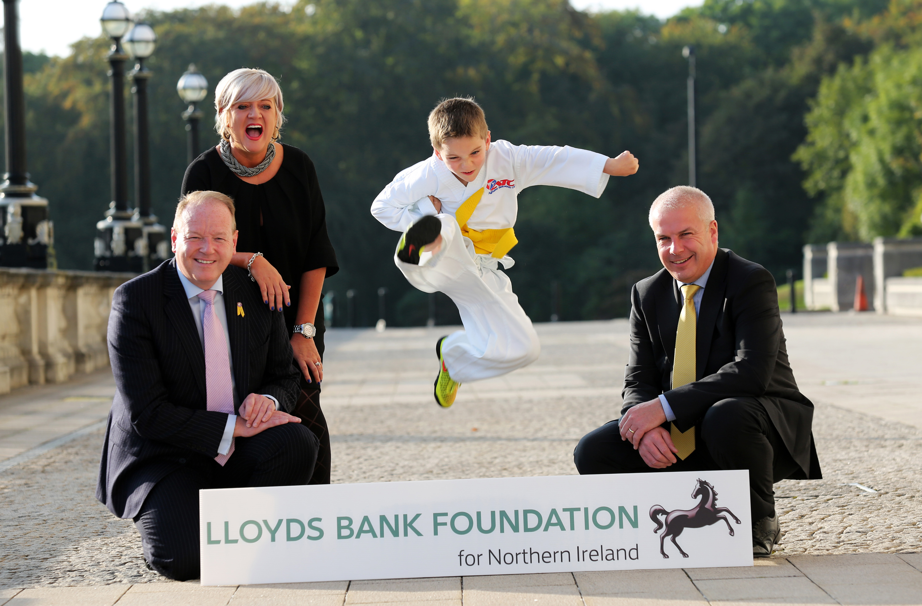 Foundation's grants touch the lives of disadvantaged