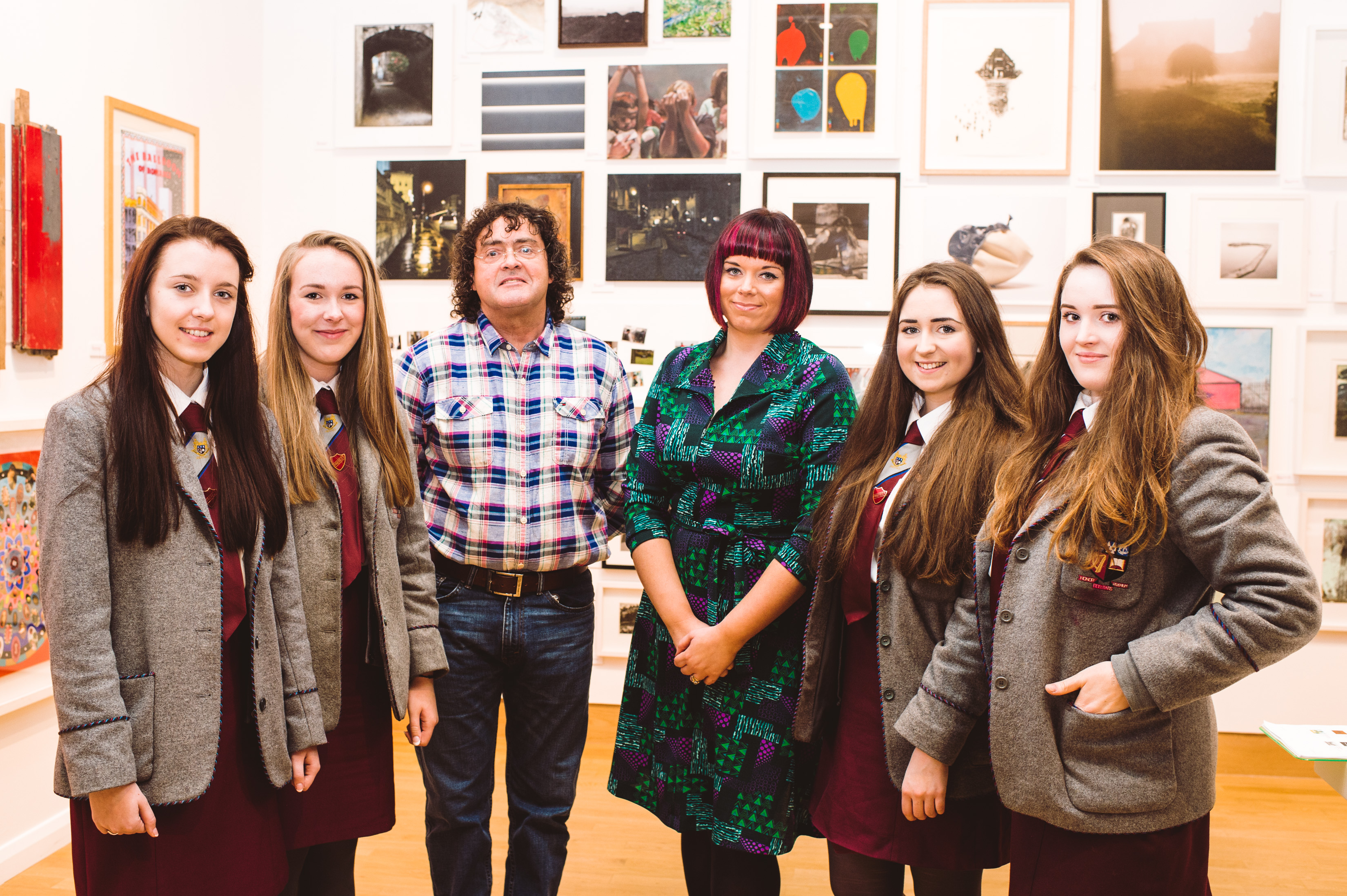 'Tomorrow's artists' judge top Royal Ulster Academy Prize