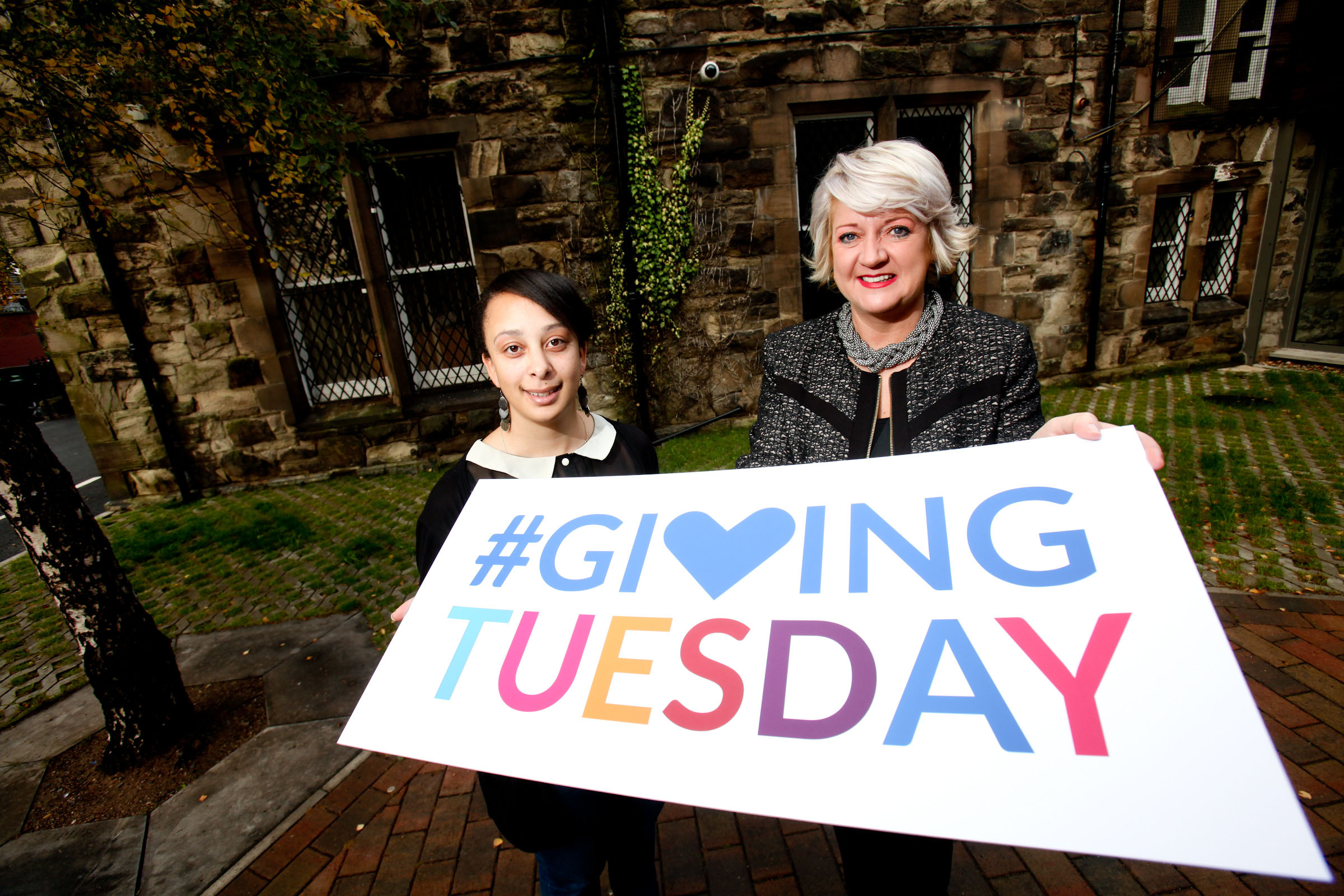 Global giving day comes to Northern Ireland