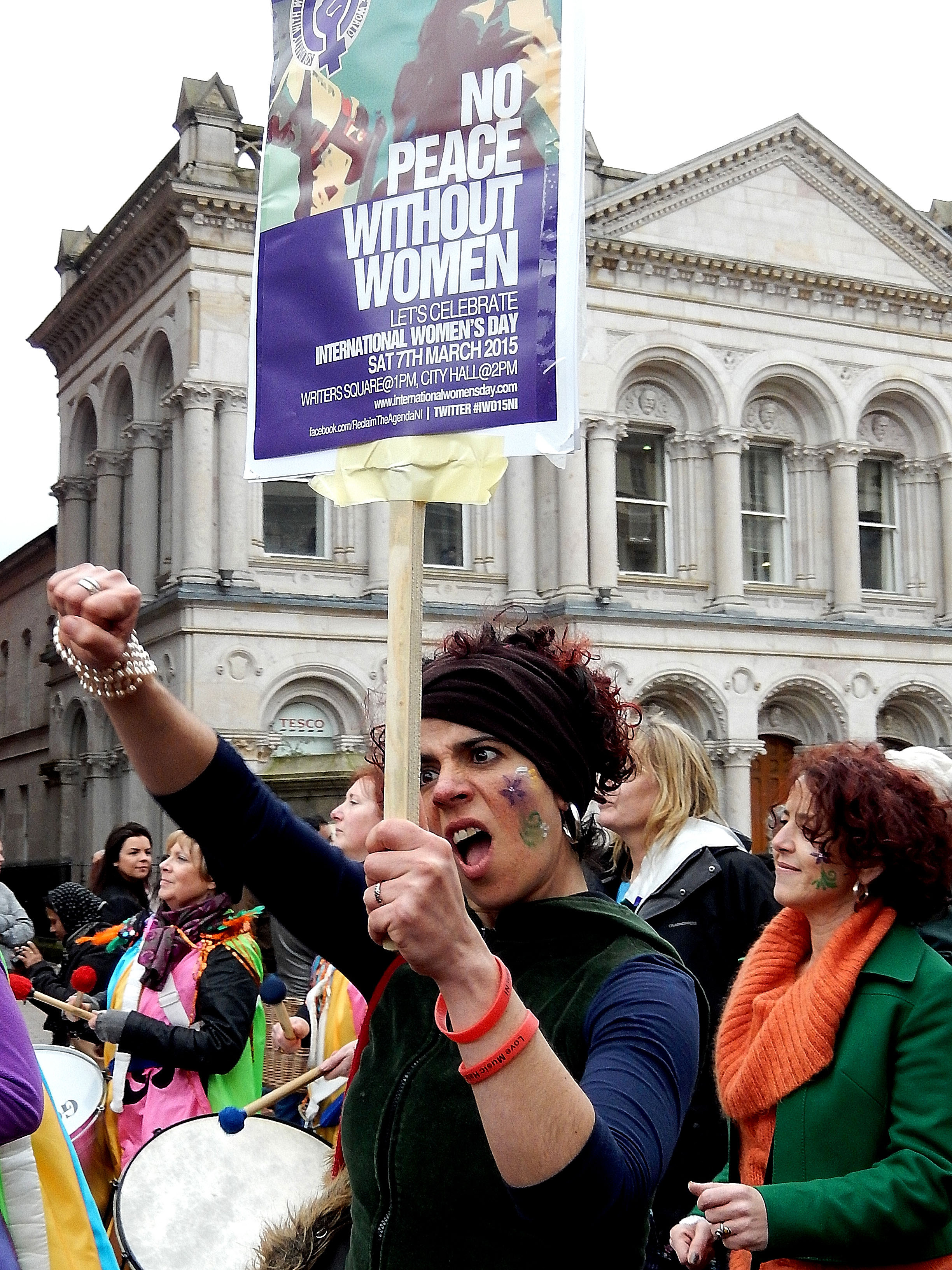 Belfast celebrates International Women's Day