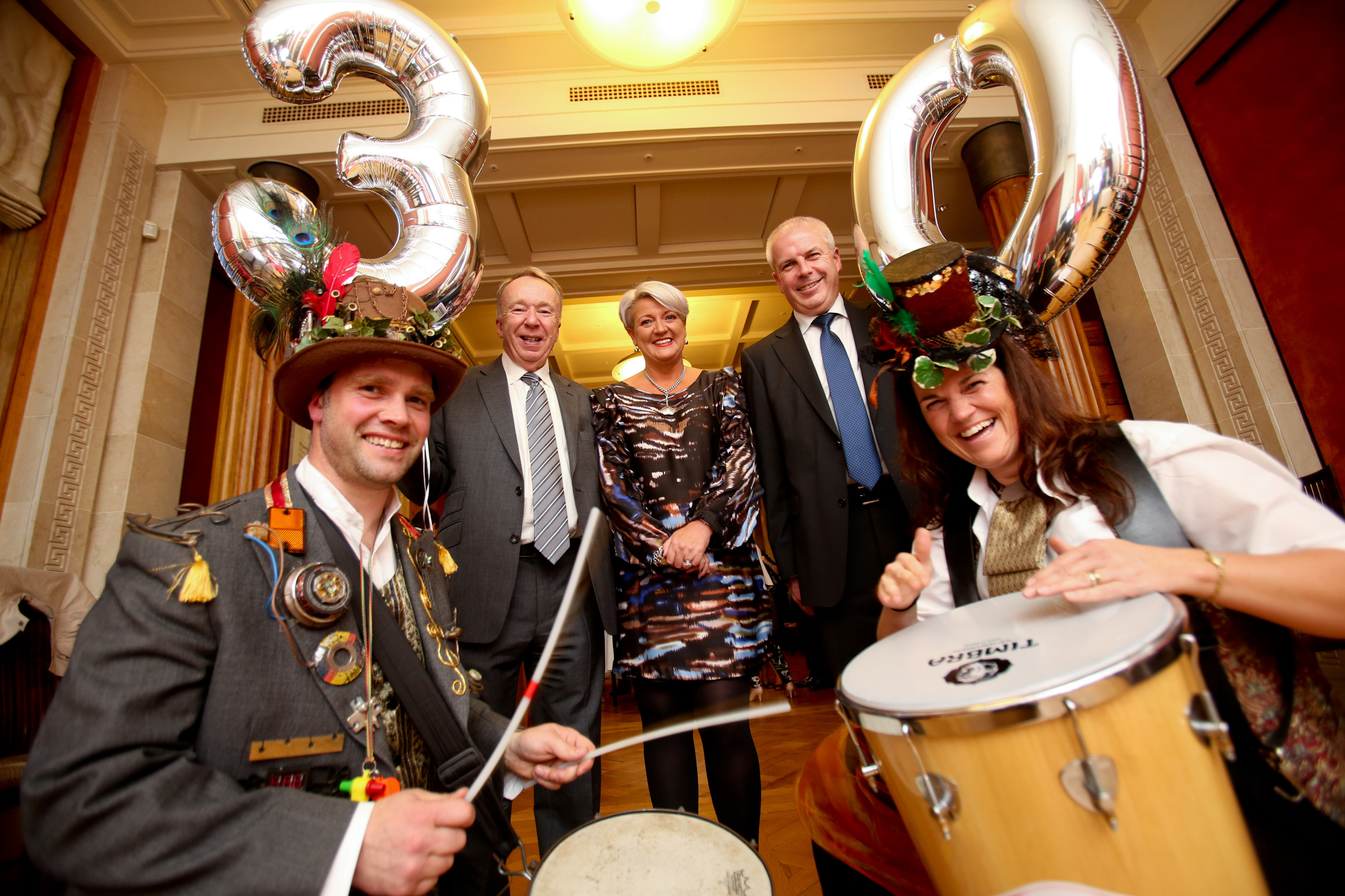 Foundation marks 30 years of supporting Northern Ireland's disadvantaged