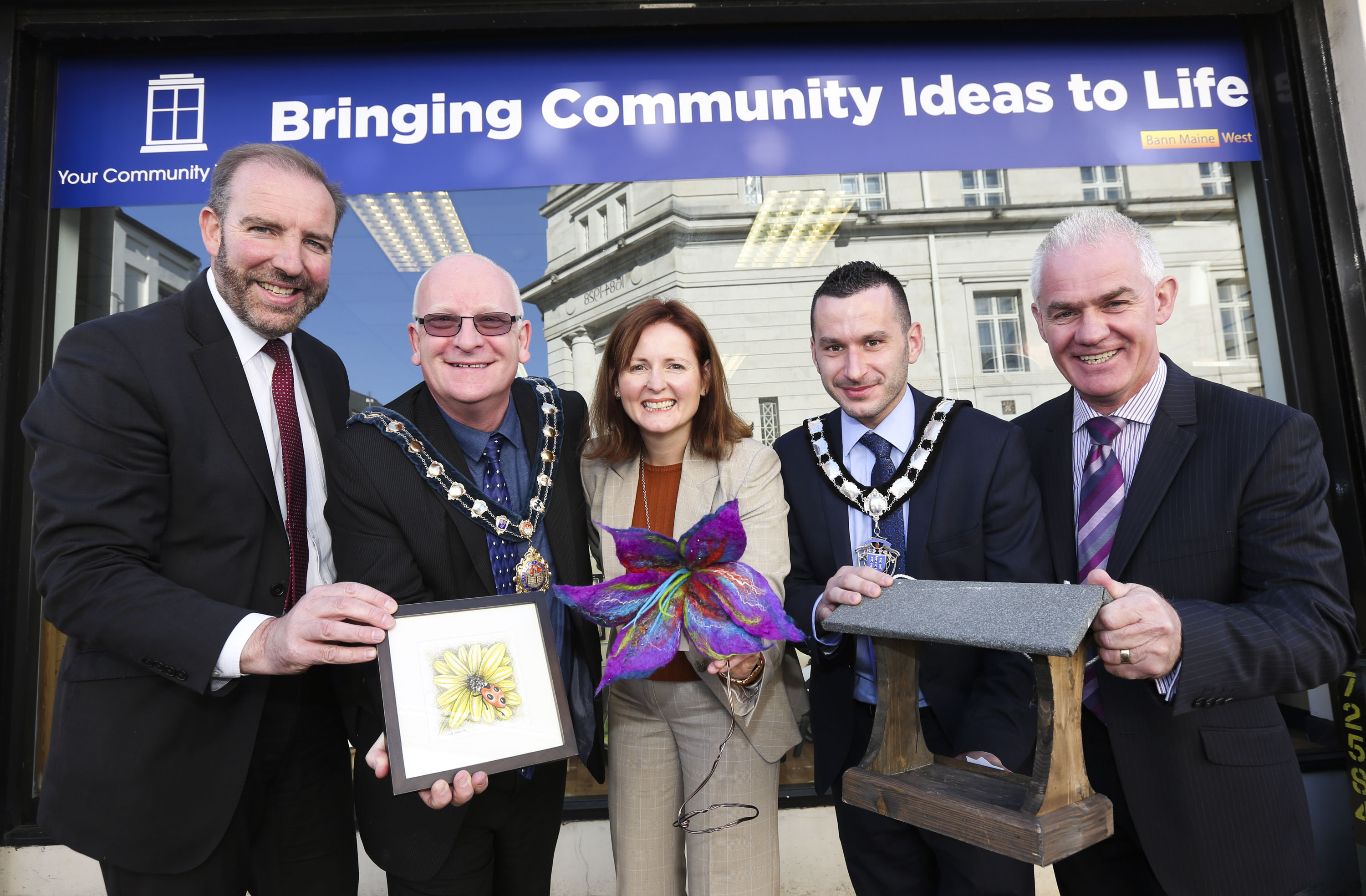 Opening the Window to Community Enterprise
