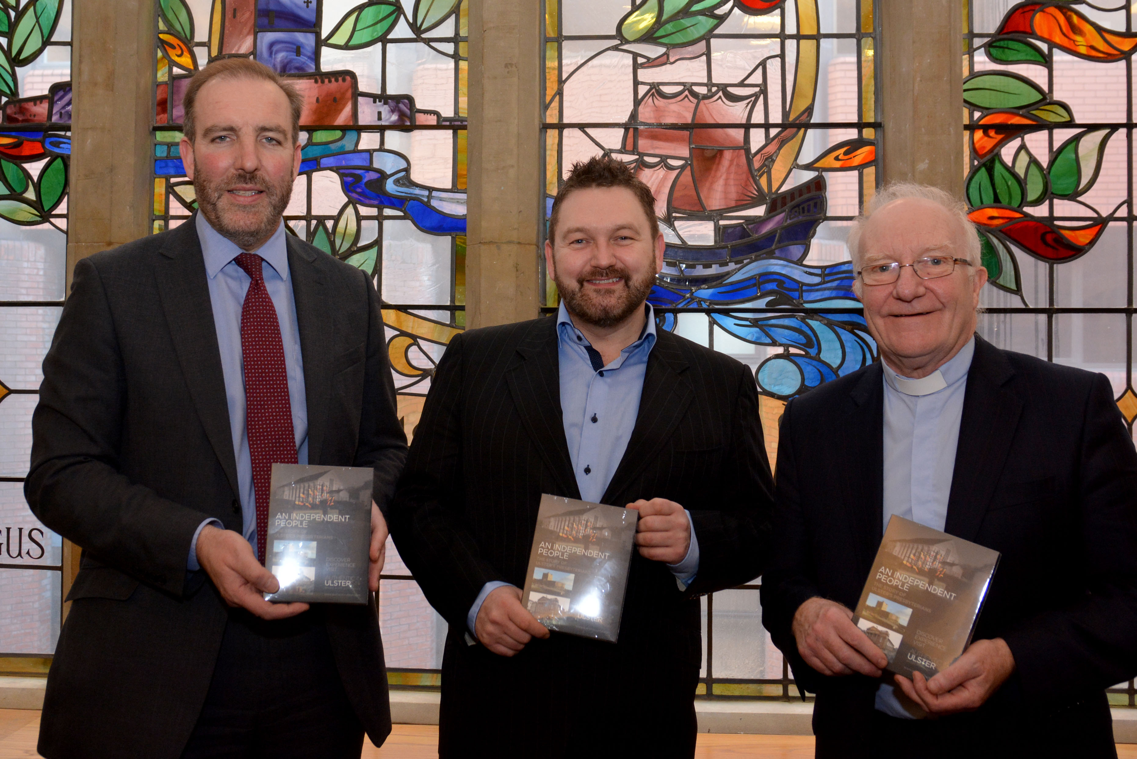 New tourist project charts history of Ulster's Presbyterians