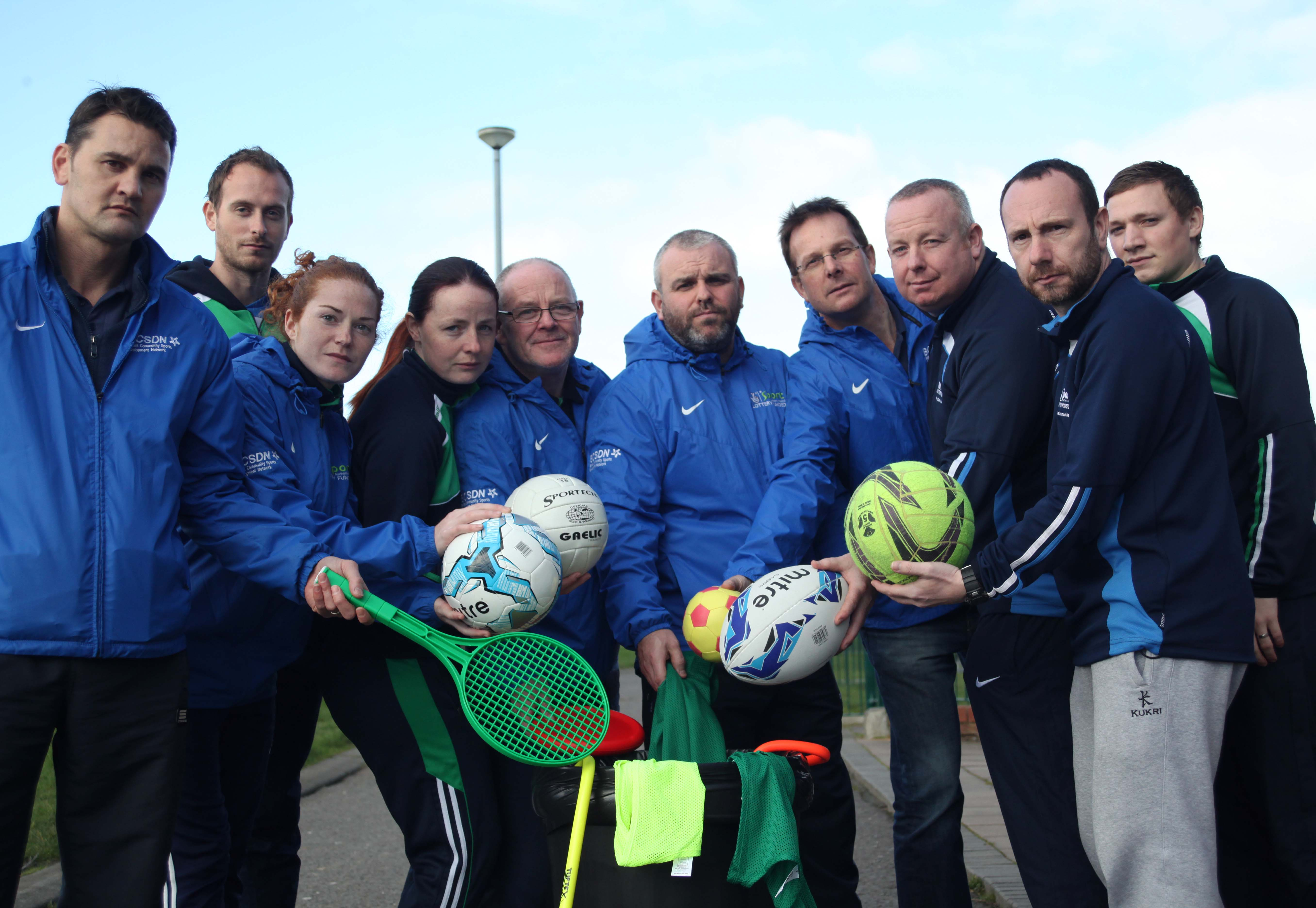 20 jobs in jeopardy as grassroots sports organisation faces closure