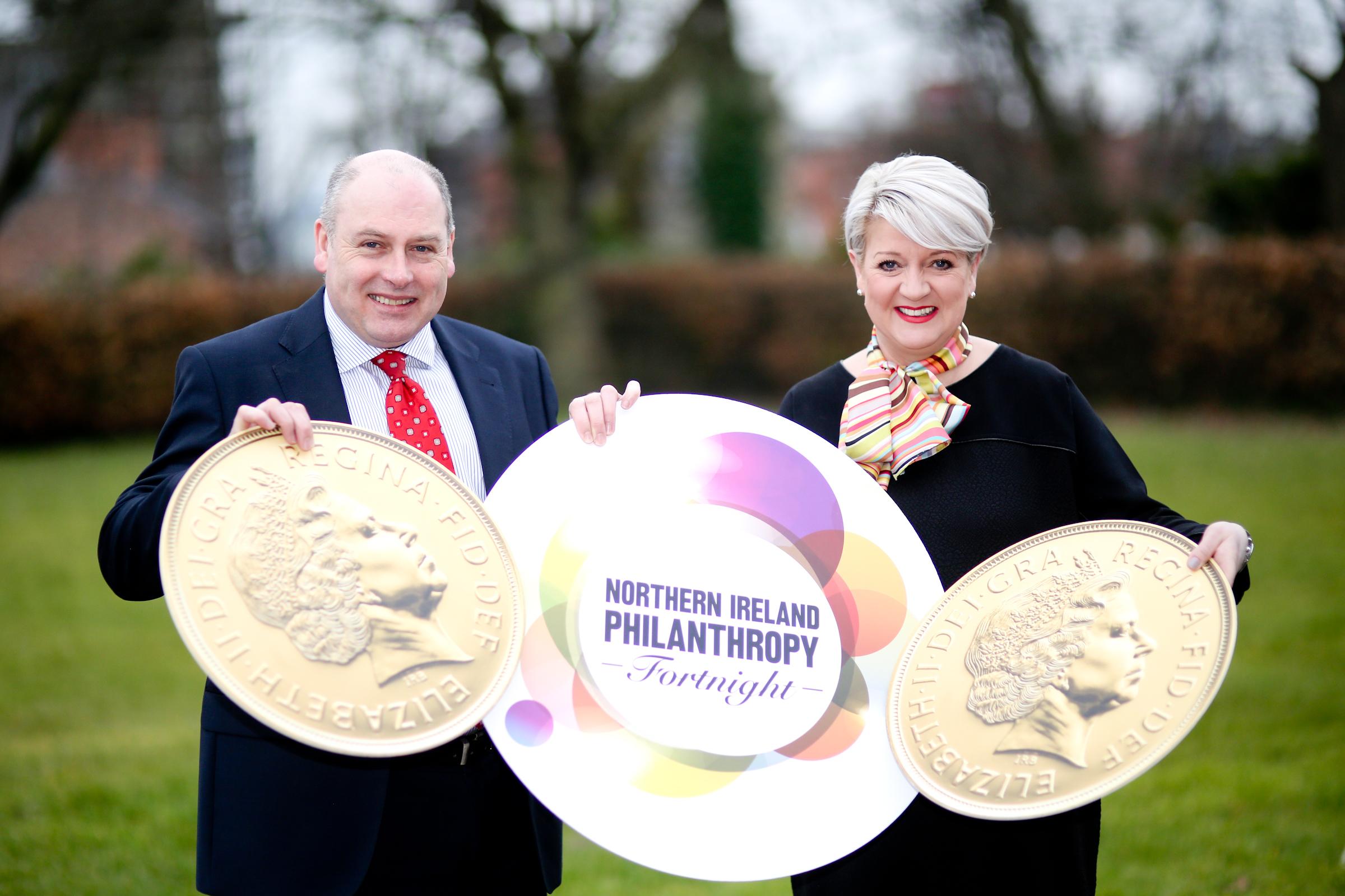 Philanthropy Fortnight – a celebration of Northern Ireland's generosity