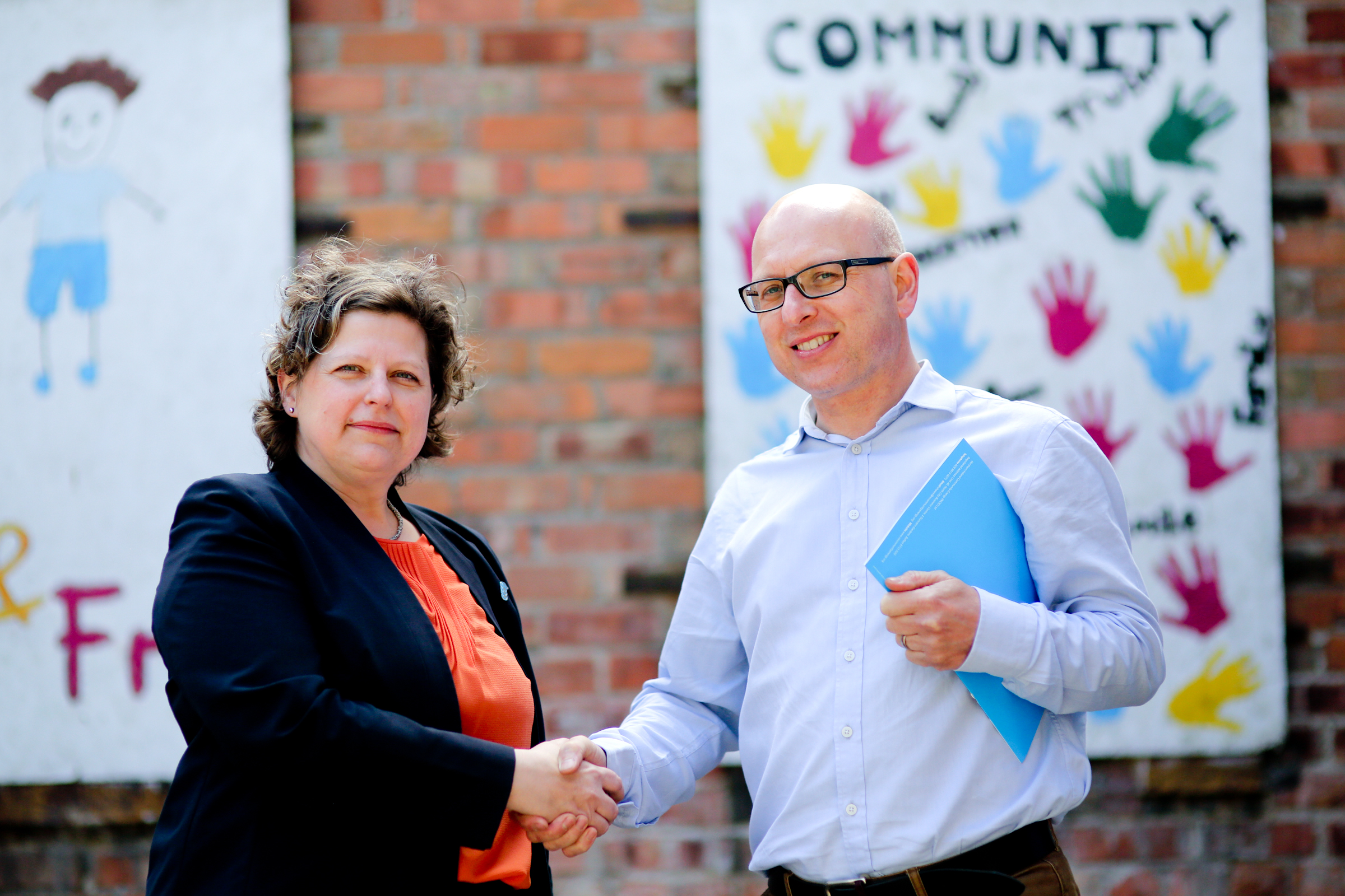 Building Change Trust and Cooperative Alternatives team up again for Community Shares