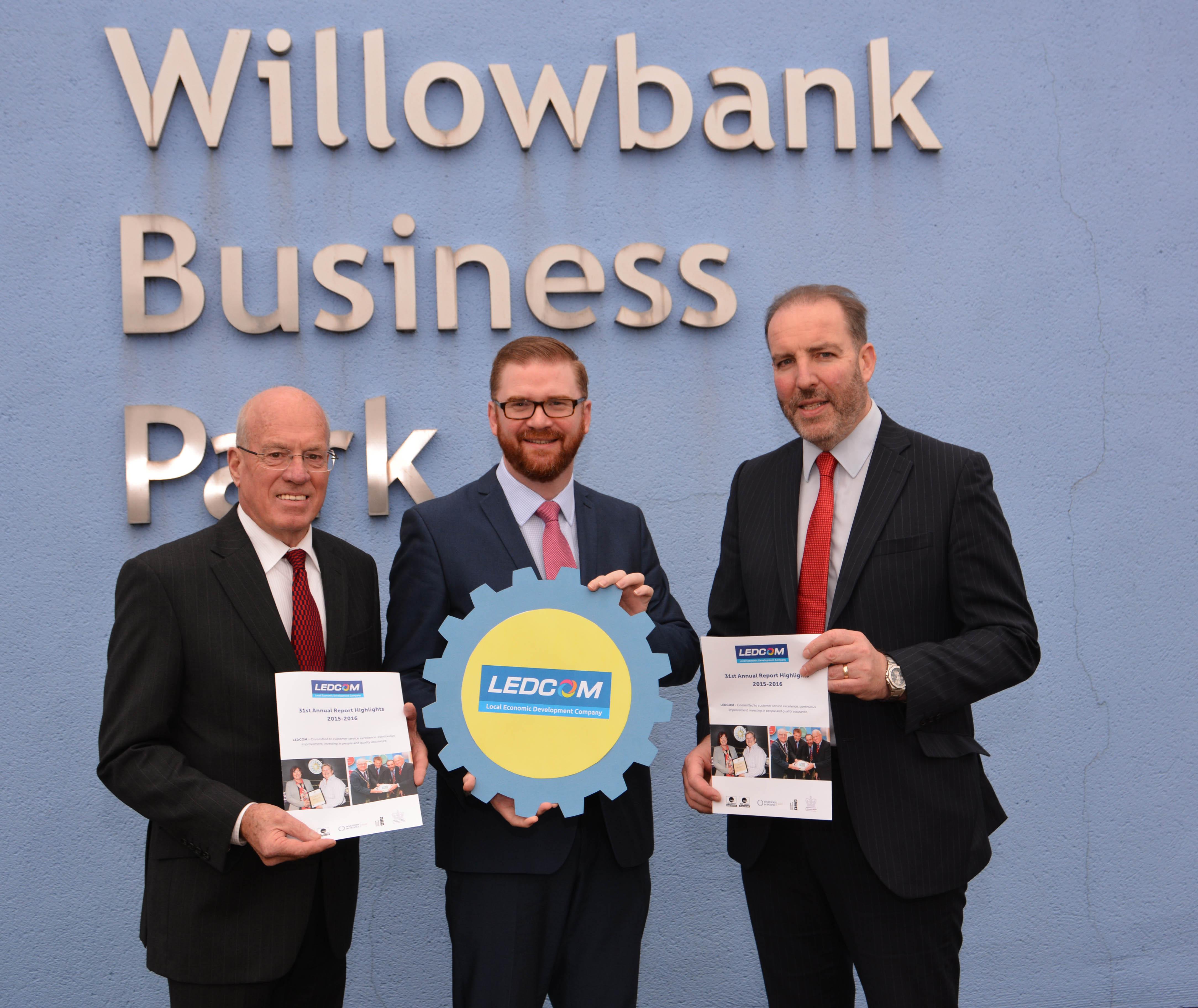 """""""LEDCOM provides vital support for export businesses"""" – Minister Hamilton"""