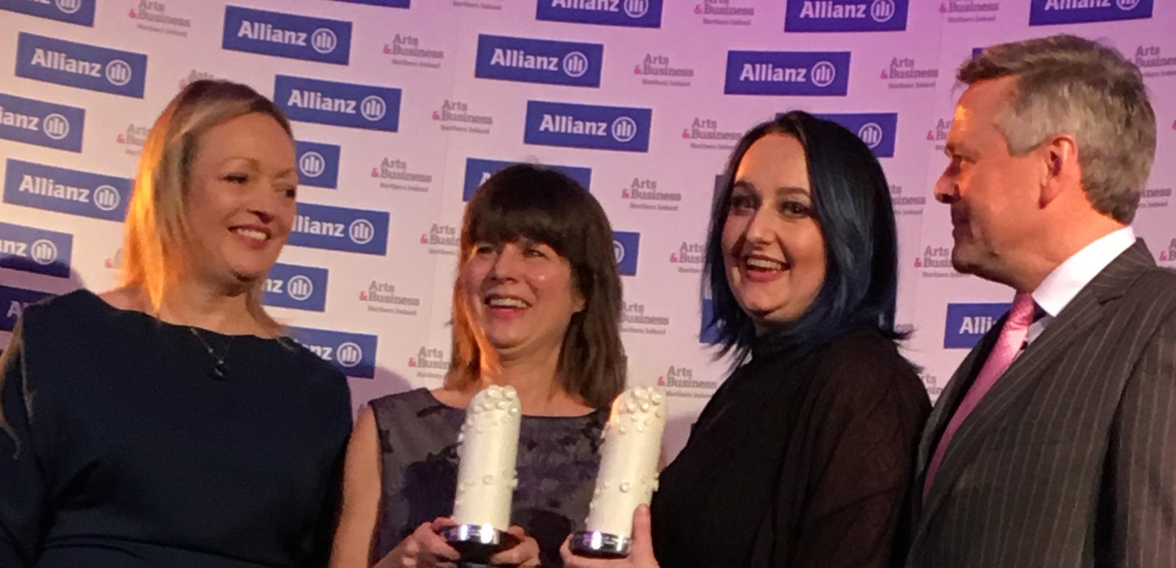 Titanic Award for Movie House Cinemas!