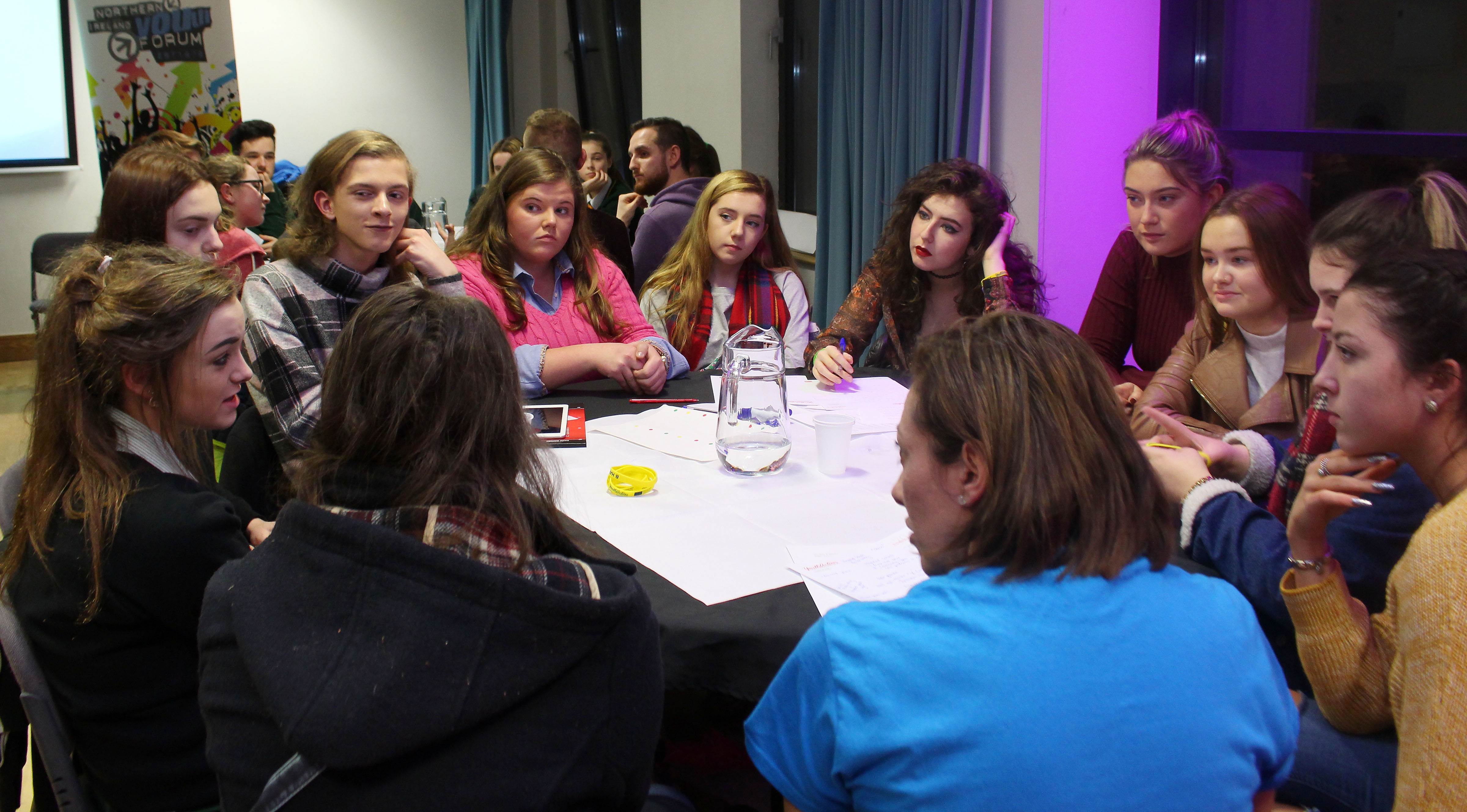 New project aims to give young people a say in Northern Ireland's future
