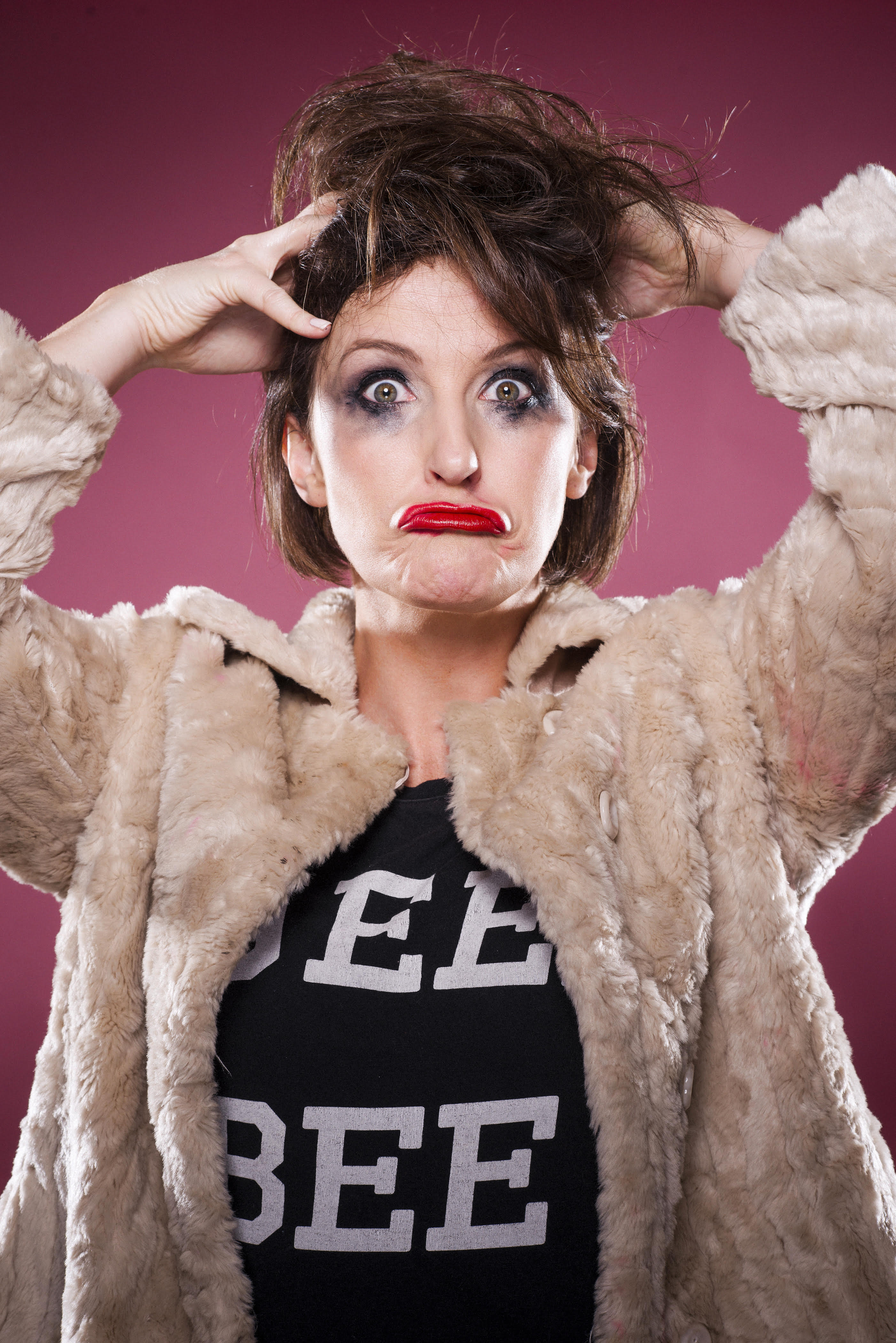 Comedian 'delights' with NI tour of one-woman show