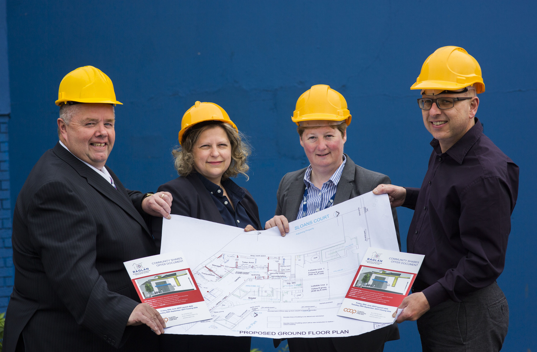 Harryville community raises more than £100,000 for £1m regeneration of area
