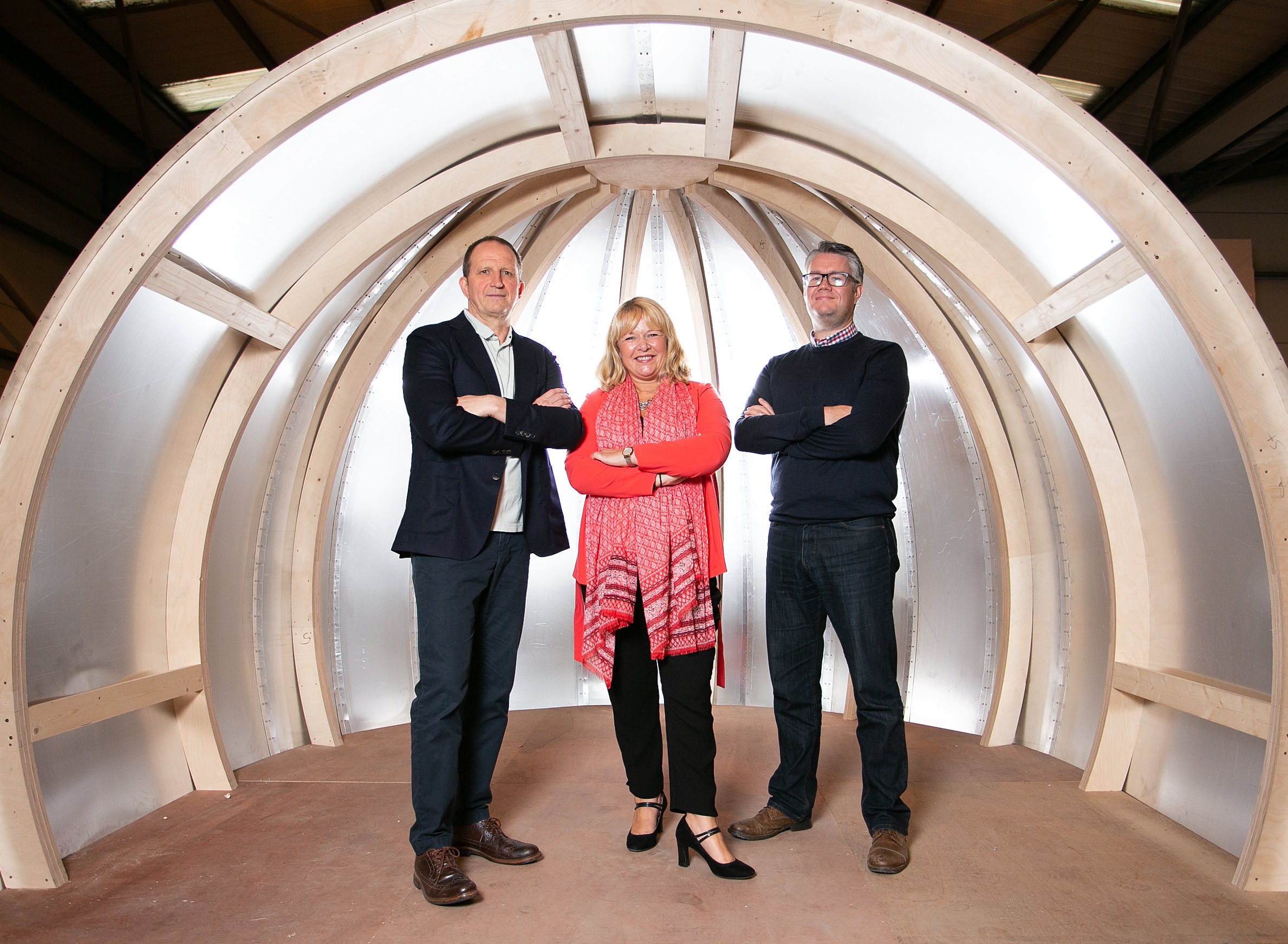 NI Company with major stake in the Glamping Market