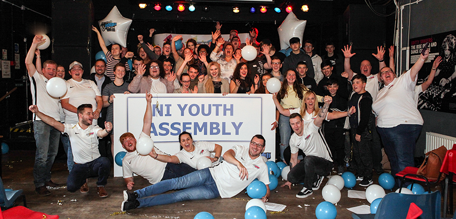 Young people launch first Northern Ireland Youth Assembly