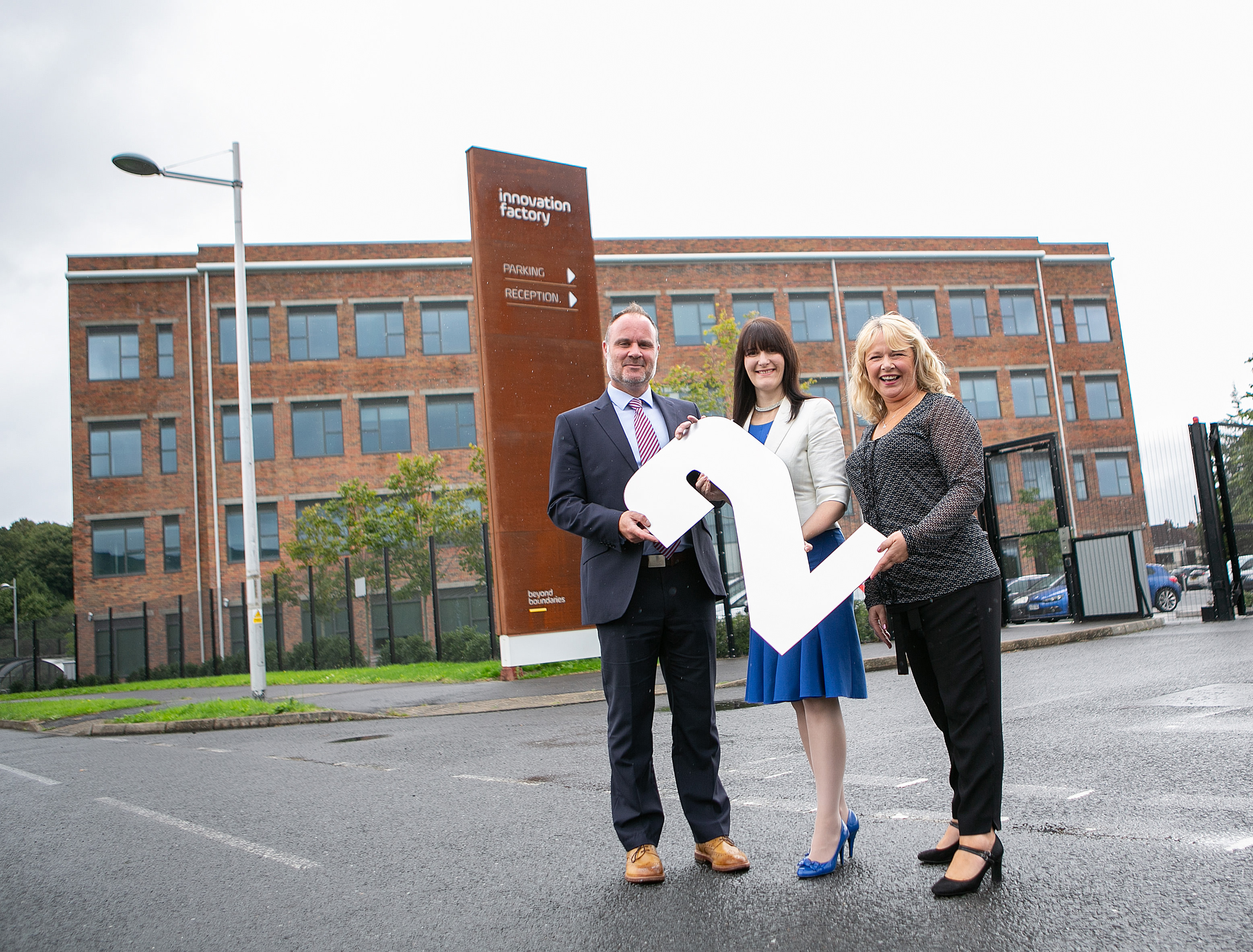200 jobs created as Innovation Factory celebrates second birthday