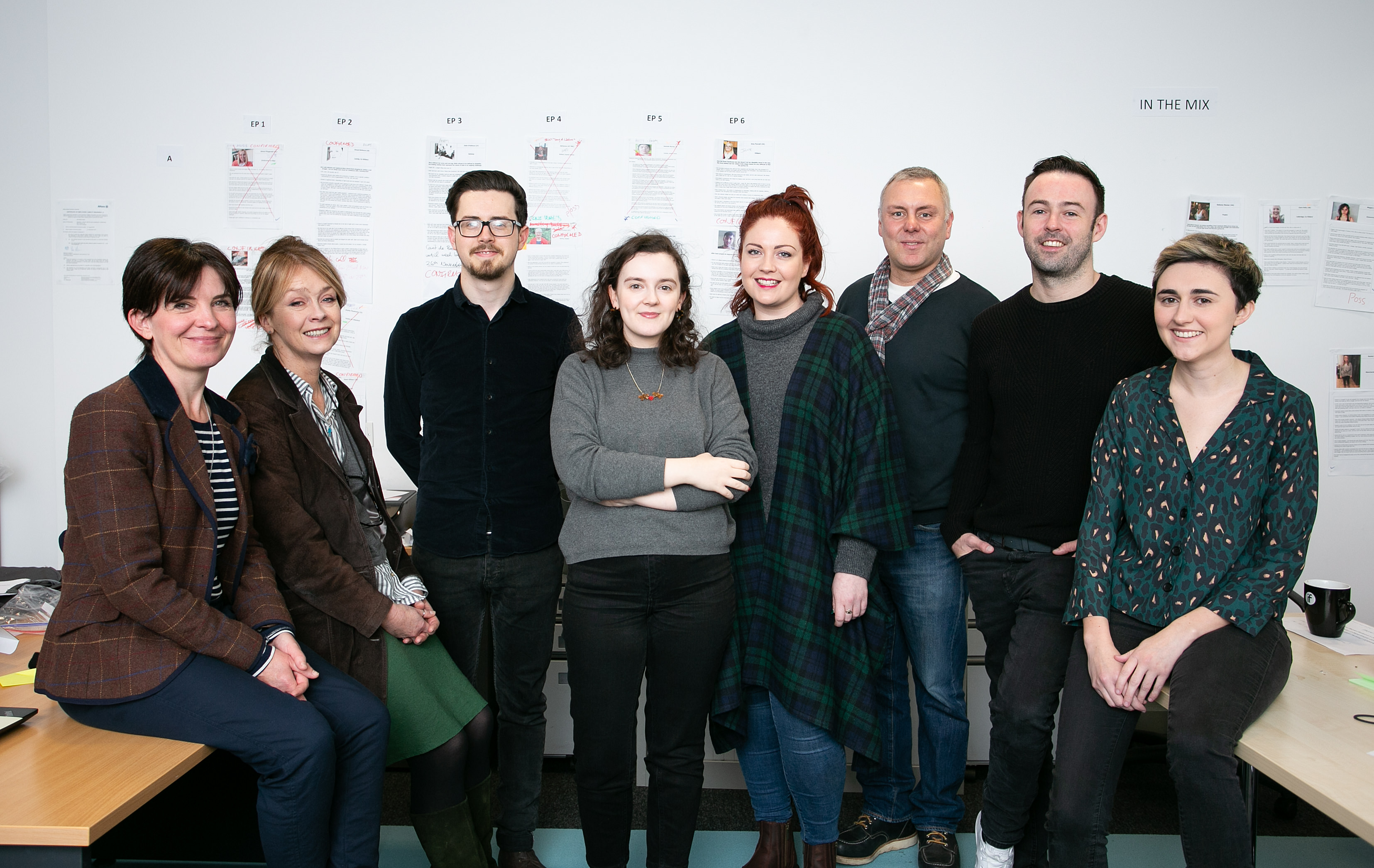 Top TV production company moves into Belfast