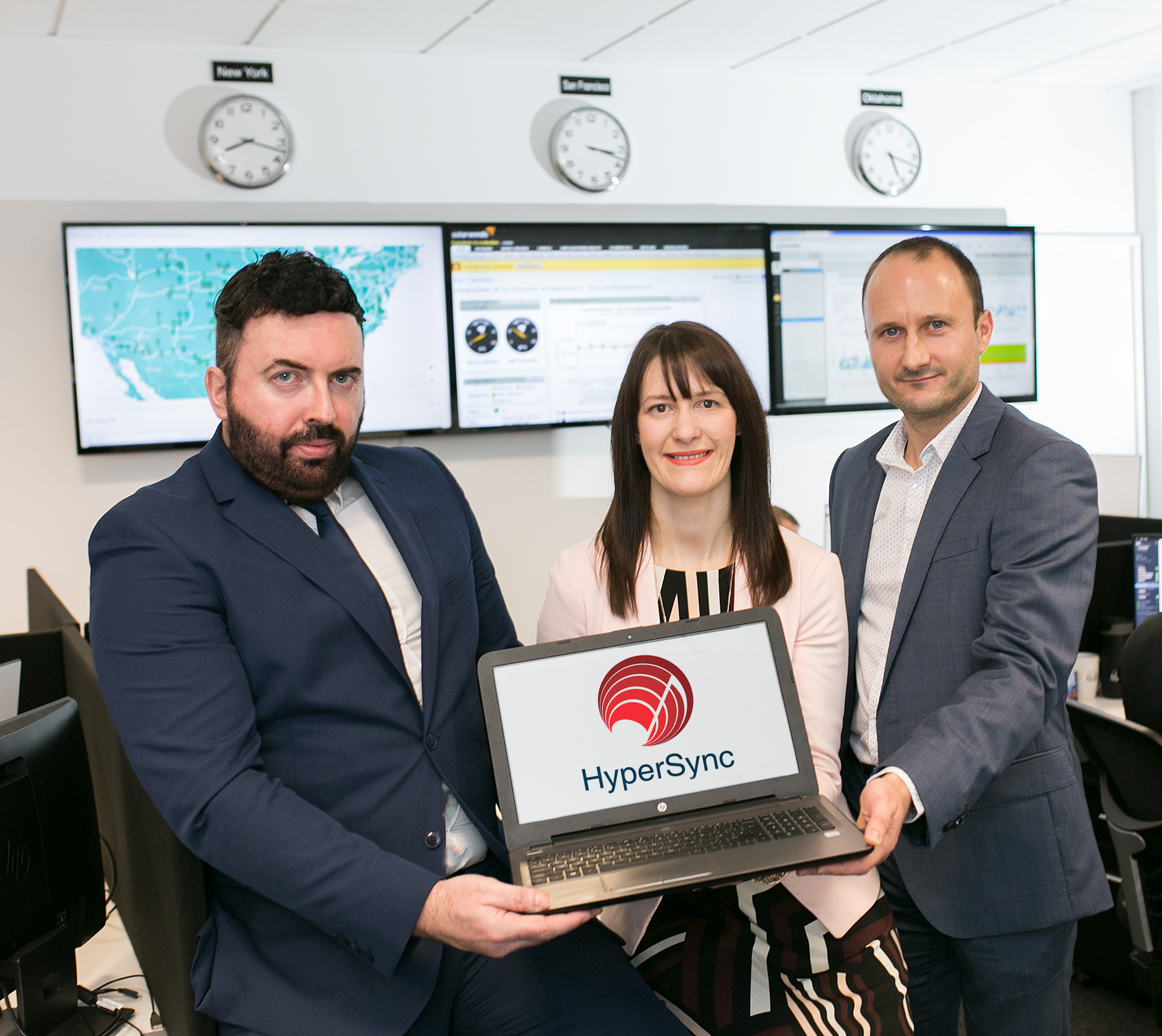 HyperSync set to create 50 new jobs at Innovation Factory