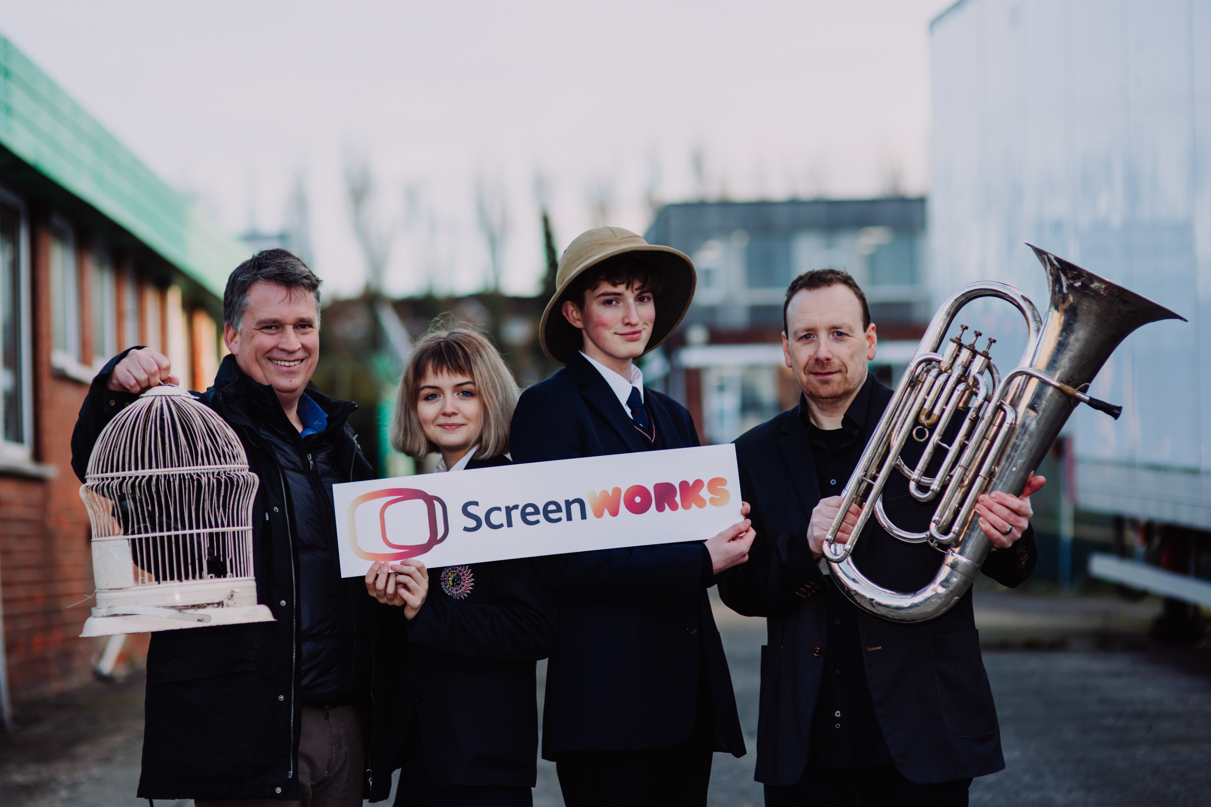 ScreenWorks launched to help young people get into the screen industries