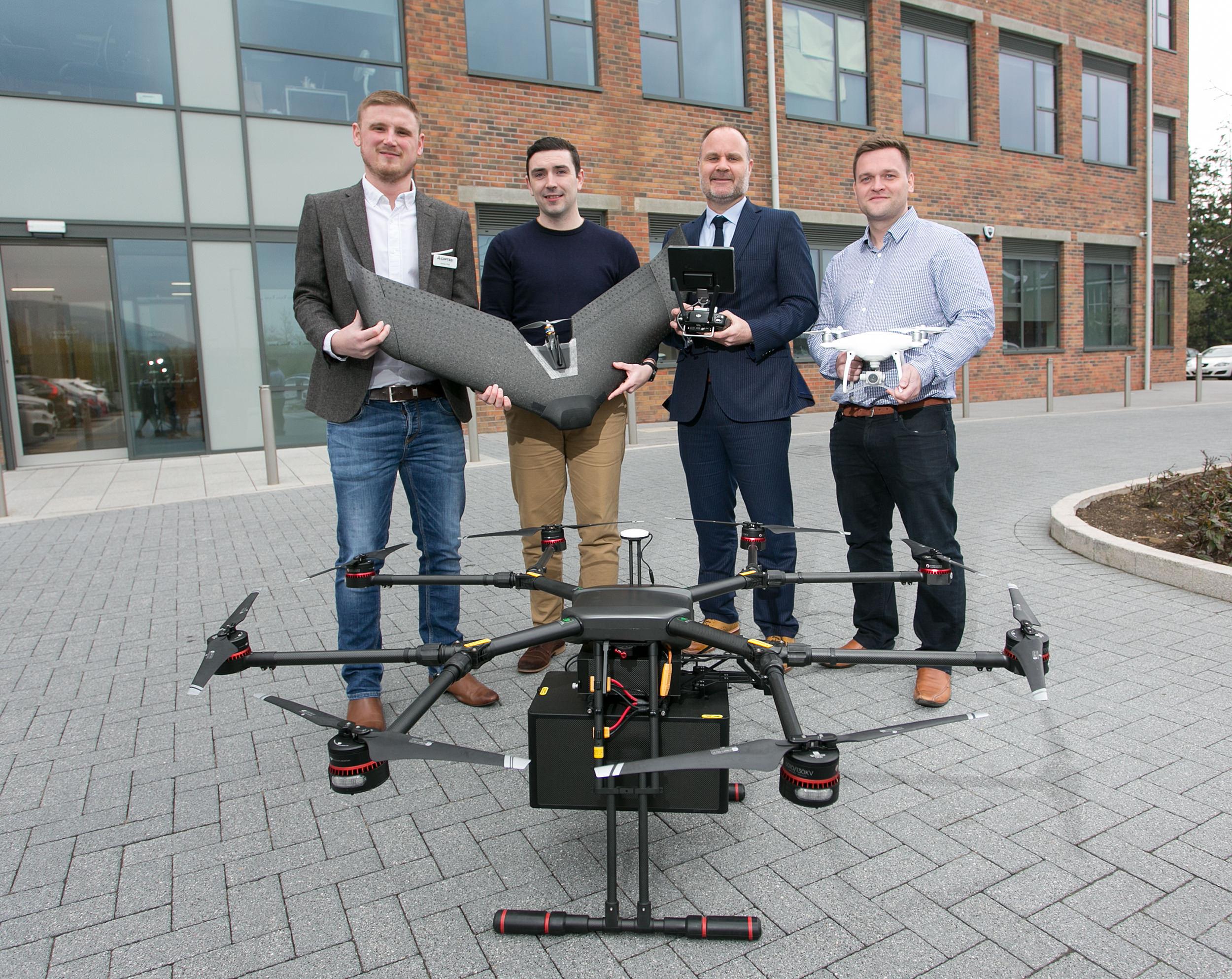 Innovation Factory hosts major drone event