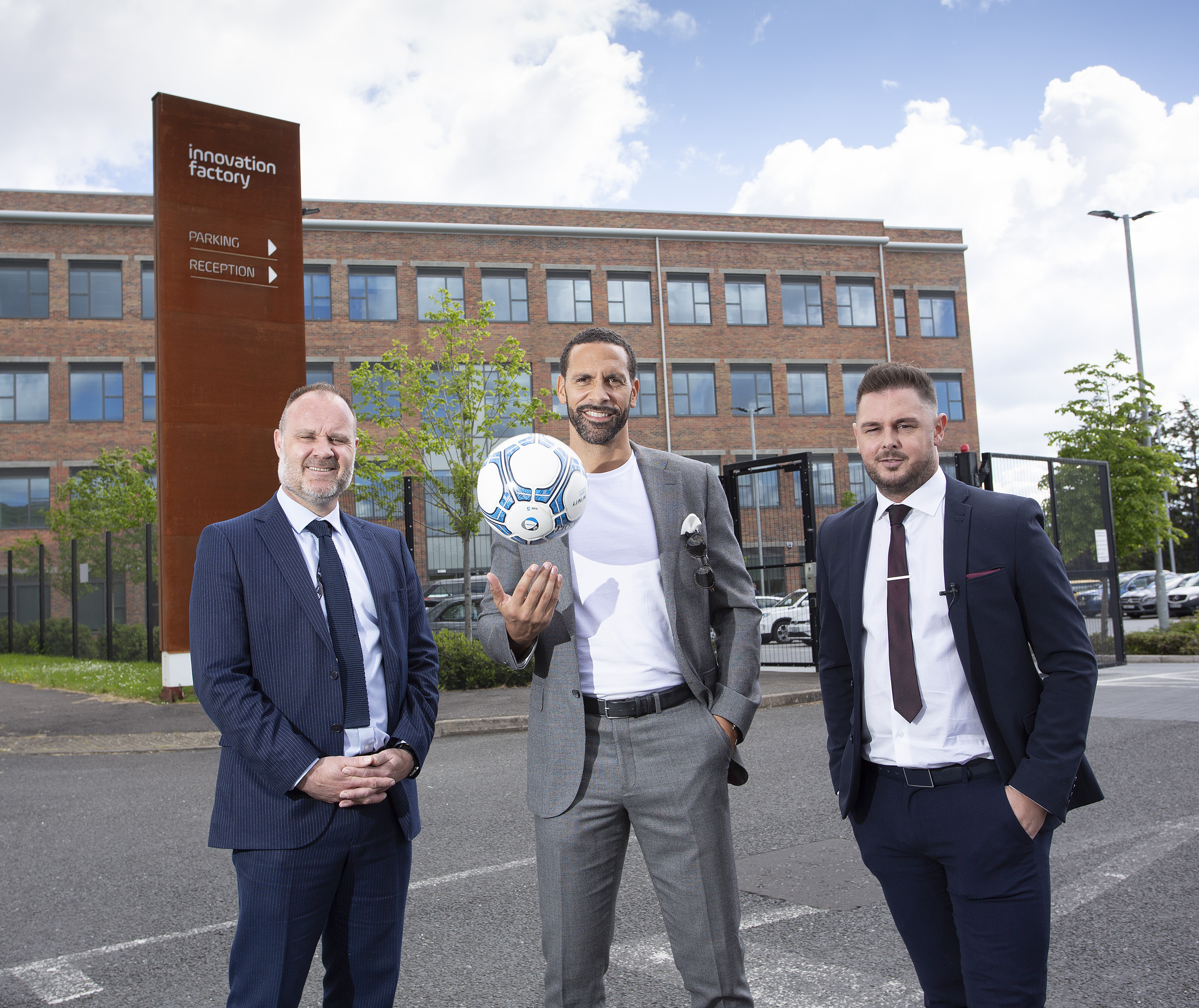A New Era as top football agency expands into Northern Ireland
