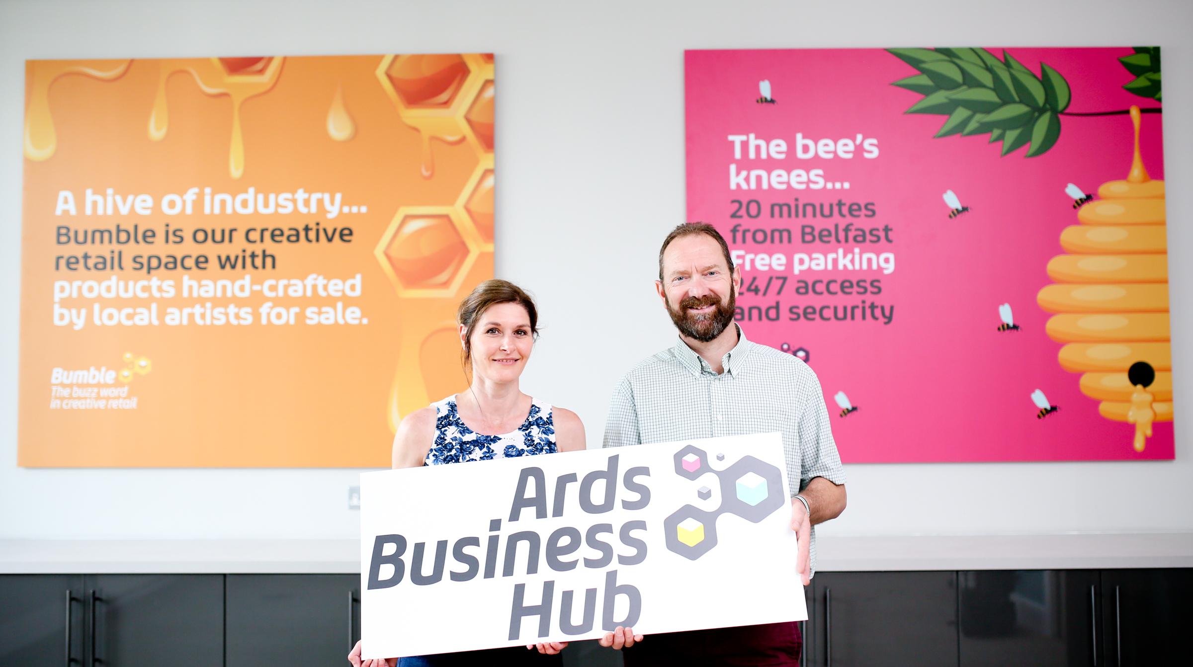 Ards Business Hub launches ambitious new strategy
