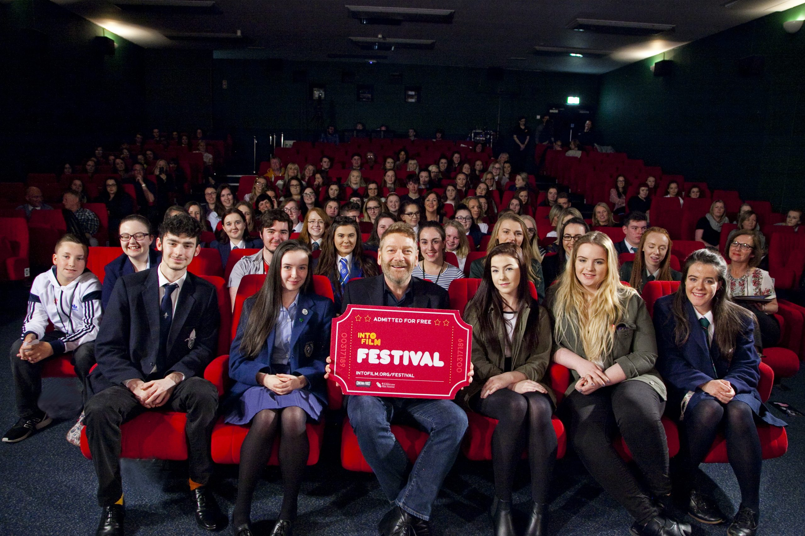 Sir Ken's favourite childhood movie to be screened during youth film festival