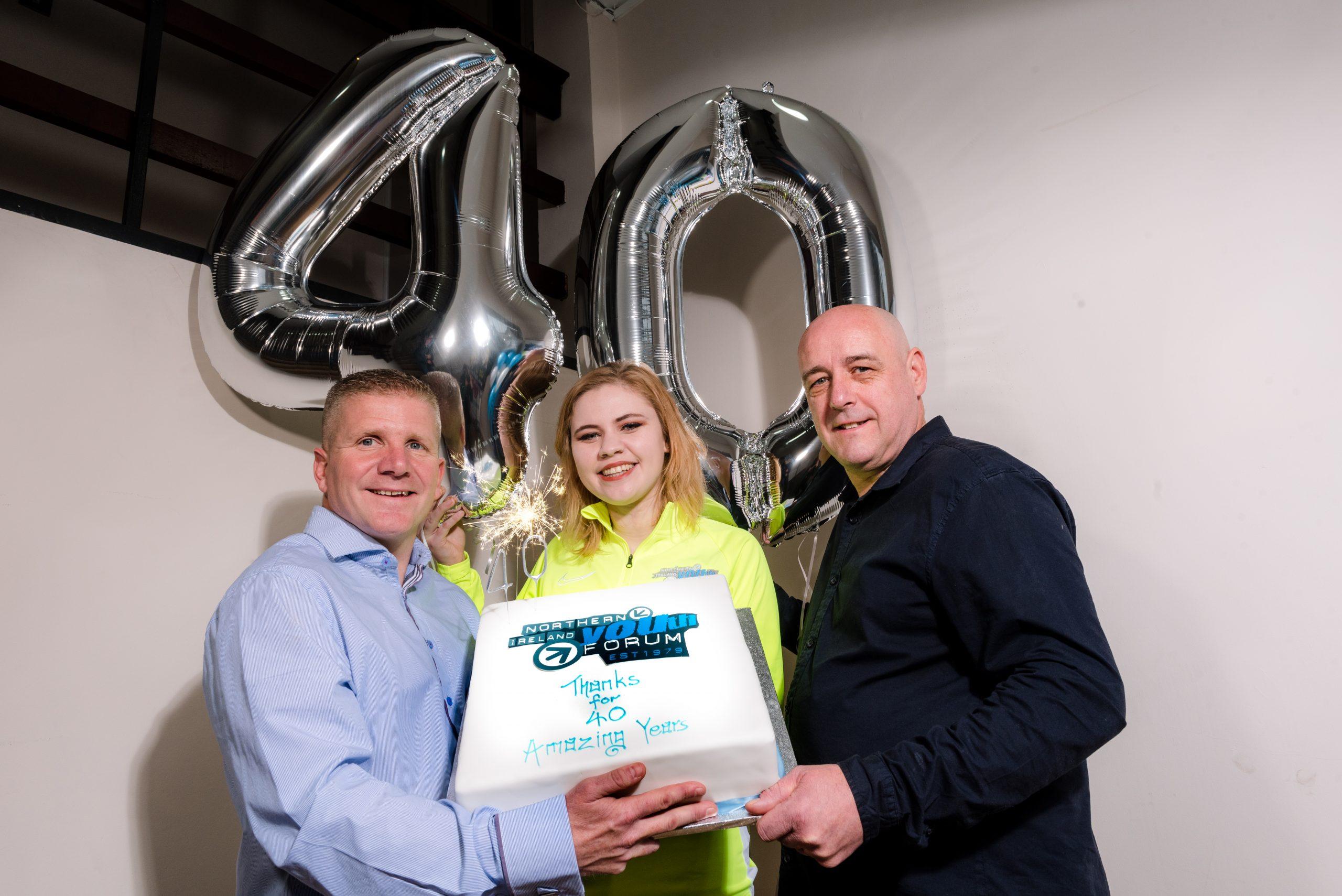 Northern Ireland Youth Forum celebrates rollercoaster 40 years