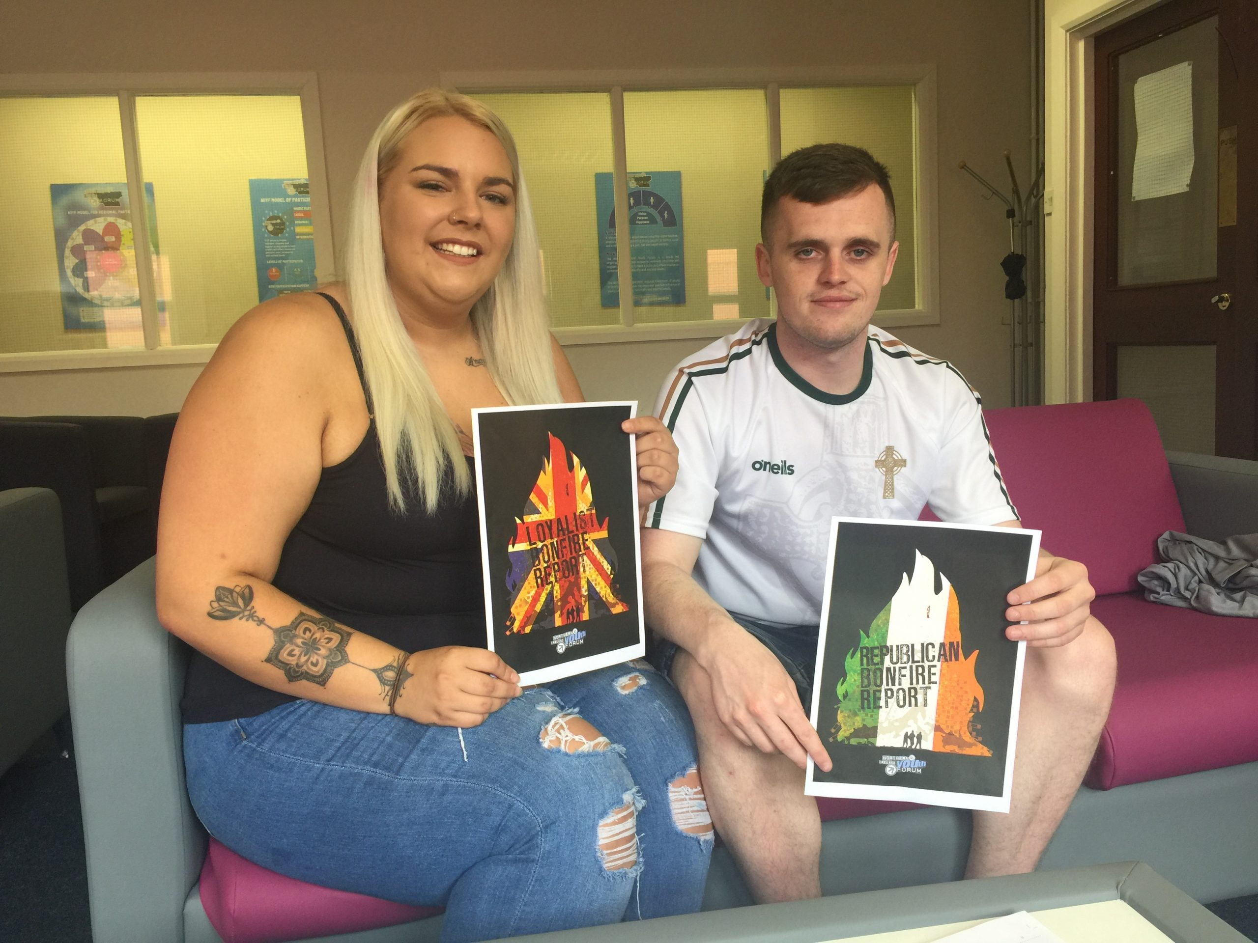 Young people want a say on bonfire traditions