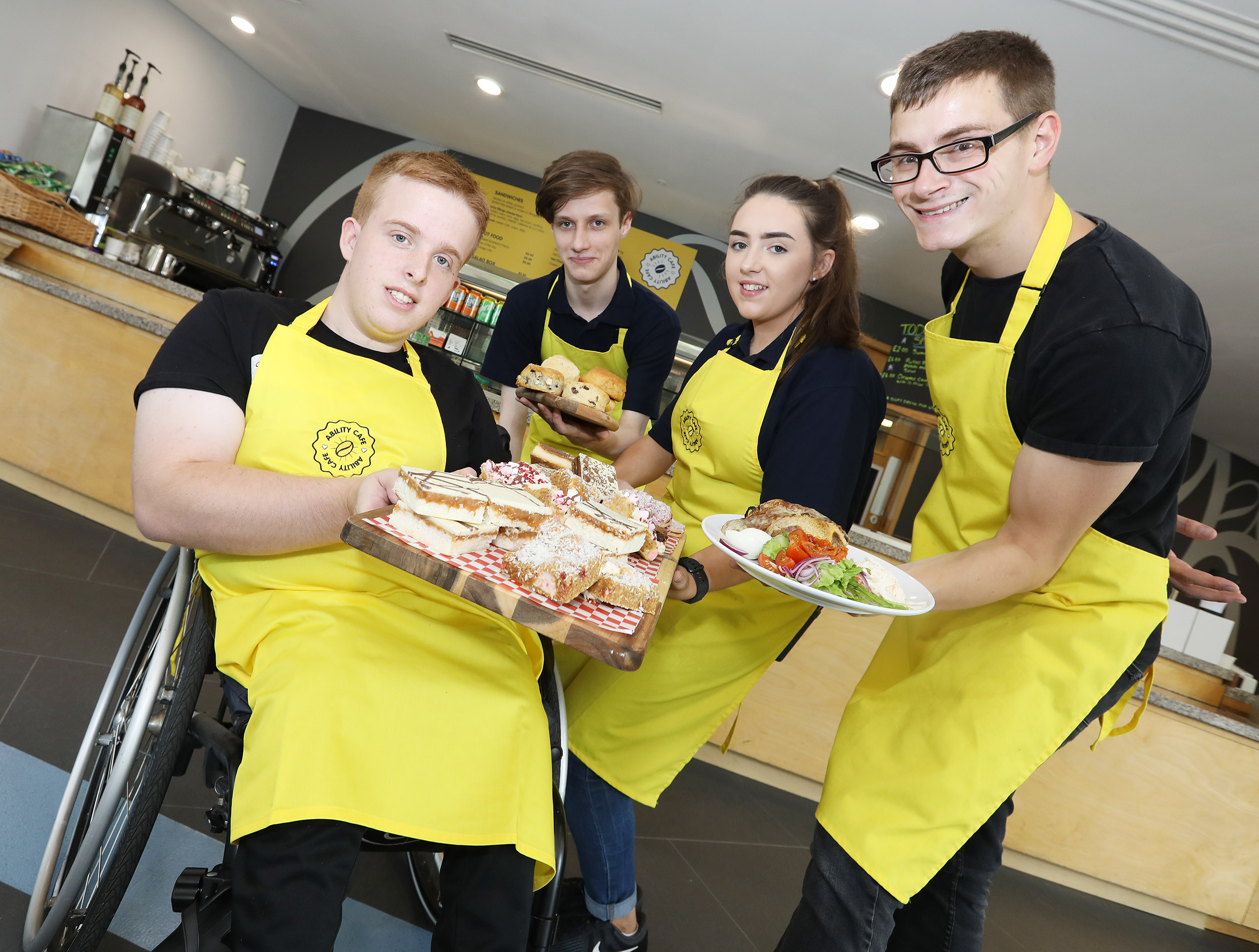 USEL opens two new cafes creating 20 new jobs