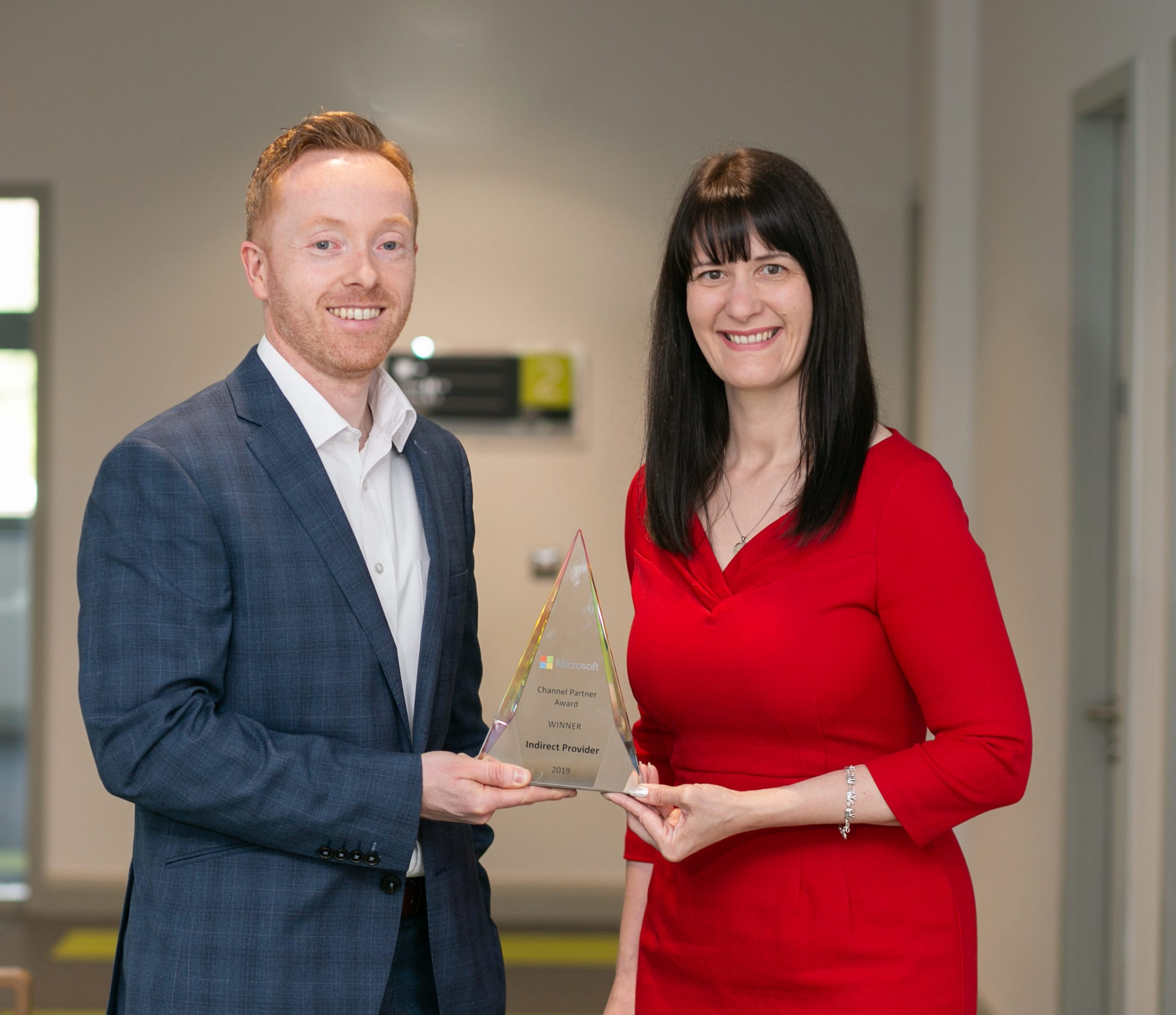 West Belfast company scoops top Microsoft Award