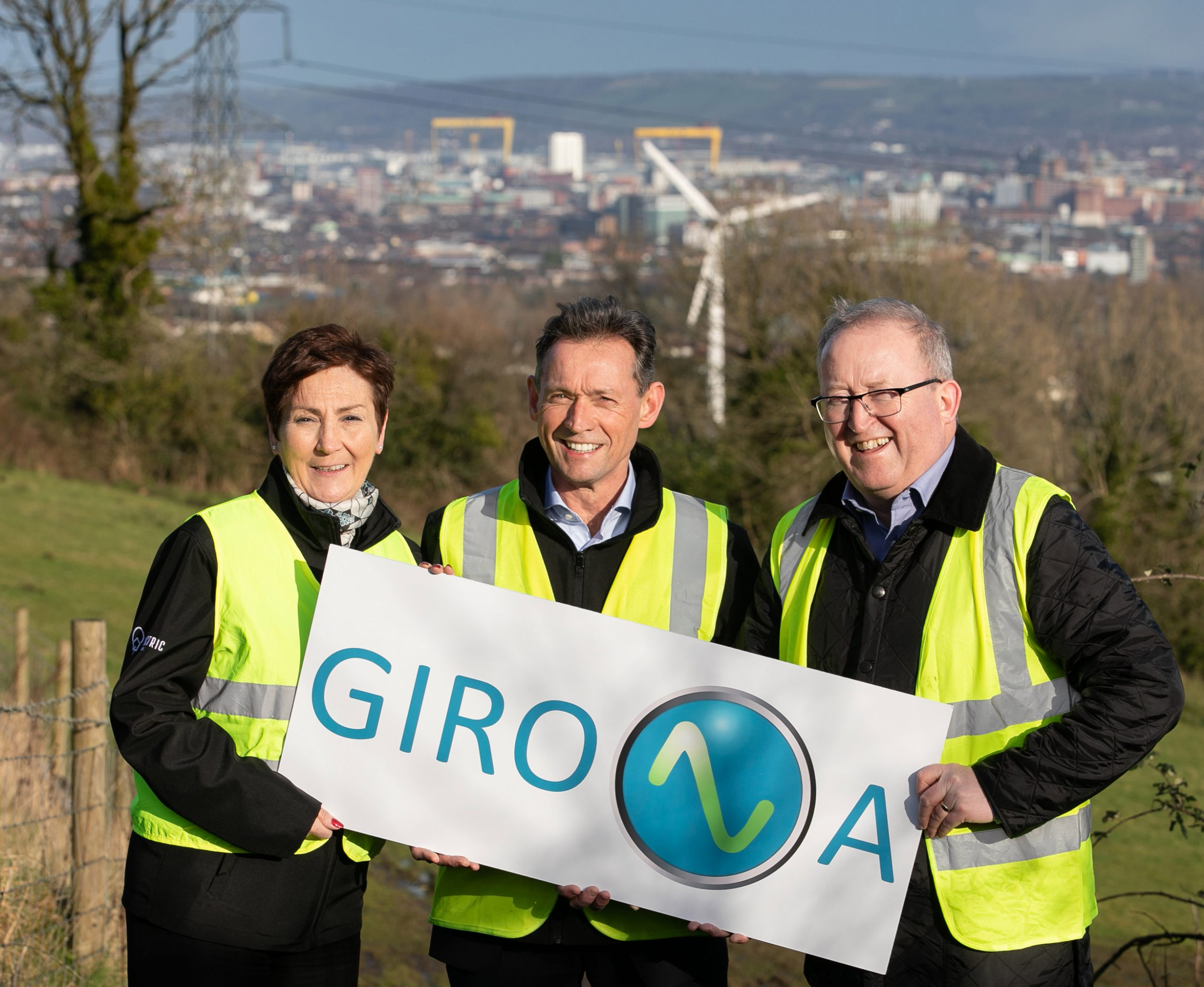 Government provides £2.4m to support NI's first smart micro grid energy project