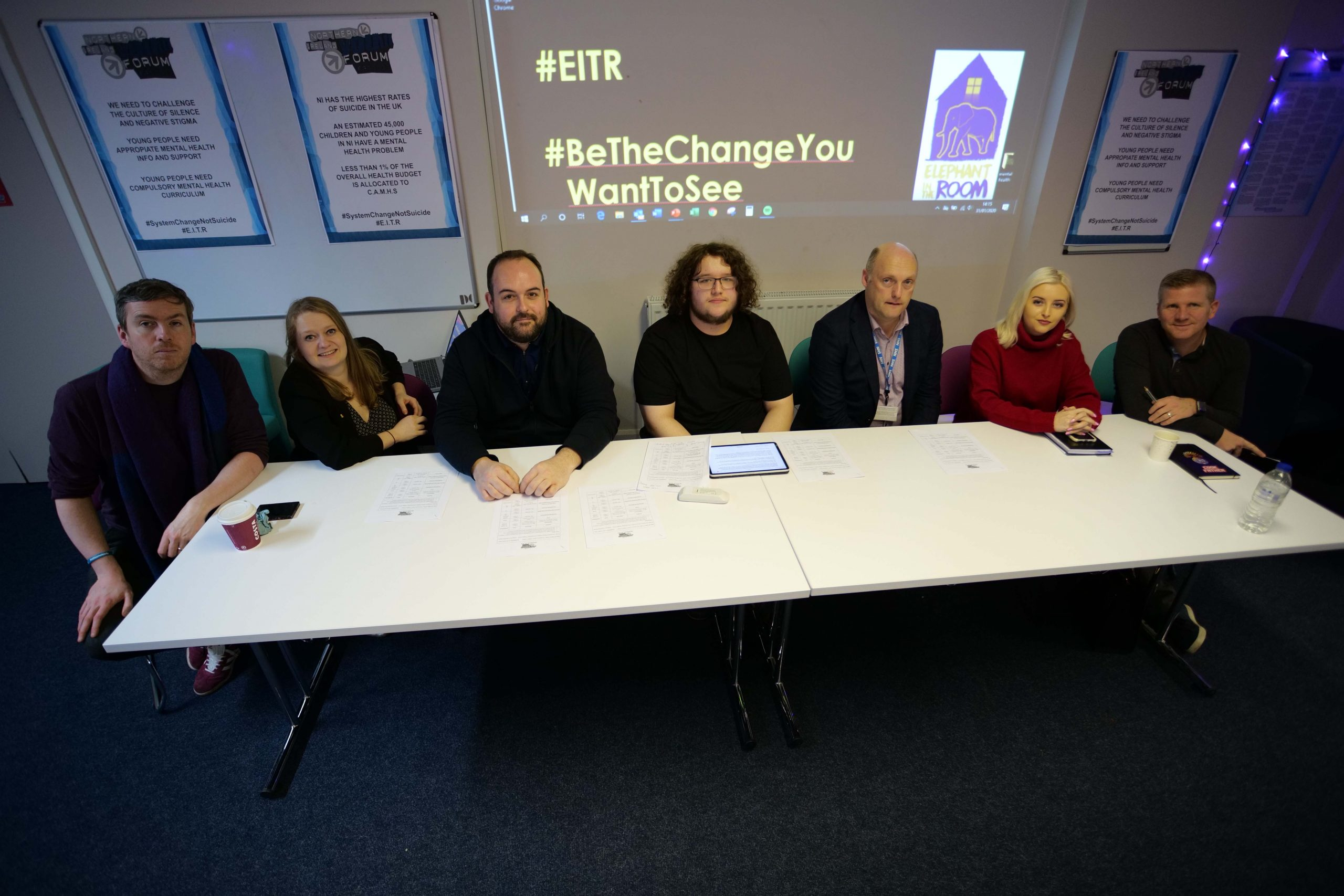 NI Youth Forum holds emergency meeting to discuss teen suicide crisis